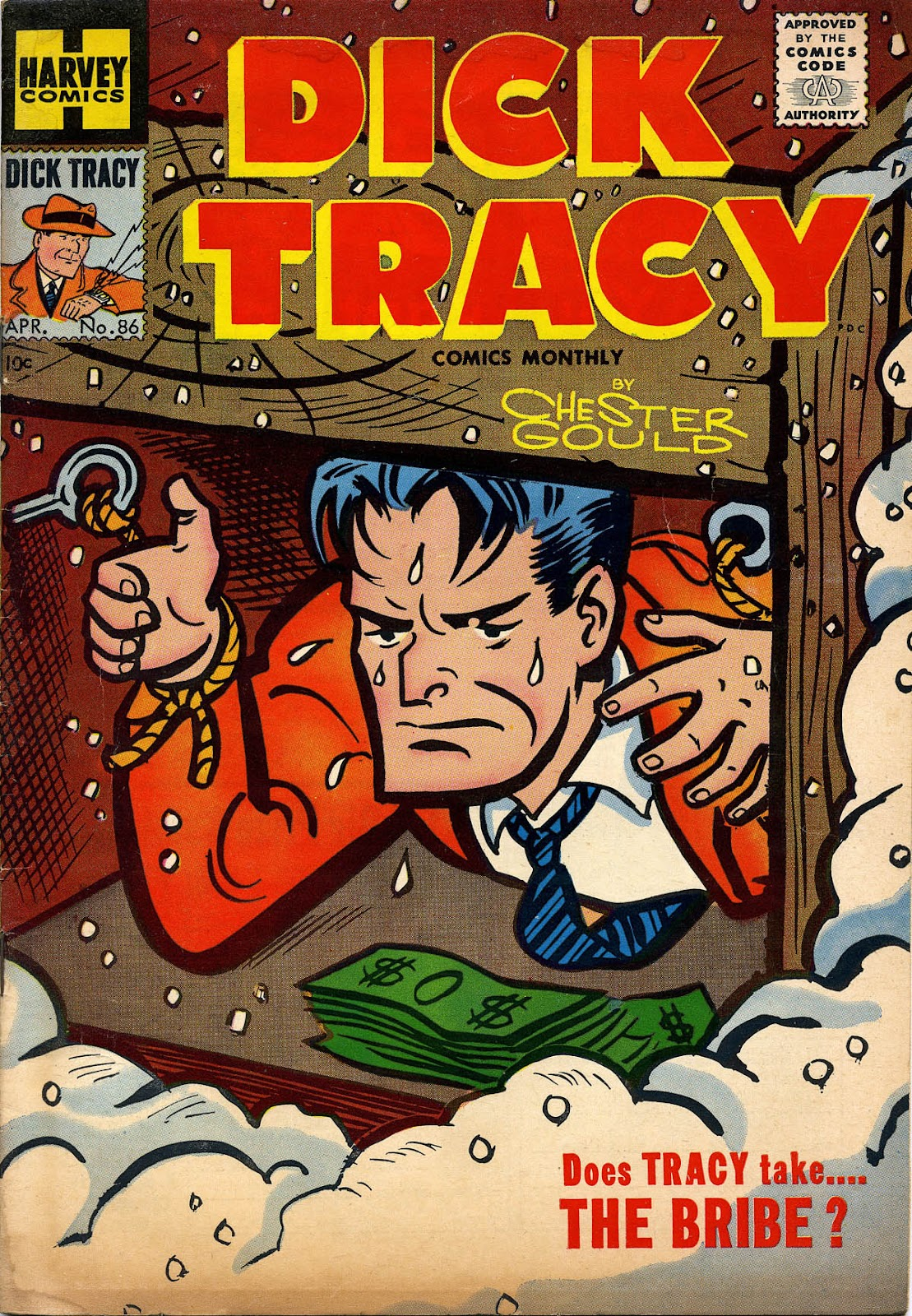 Dick Tracy (1950) 86 Page 1
