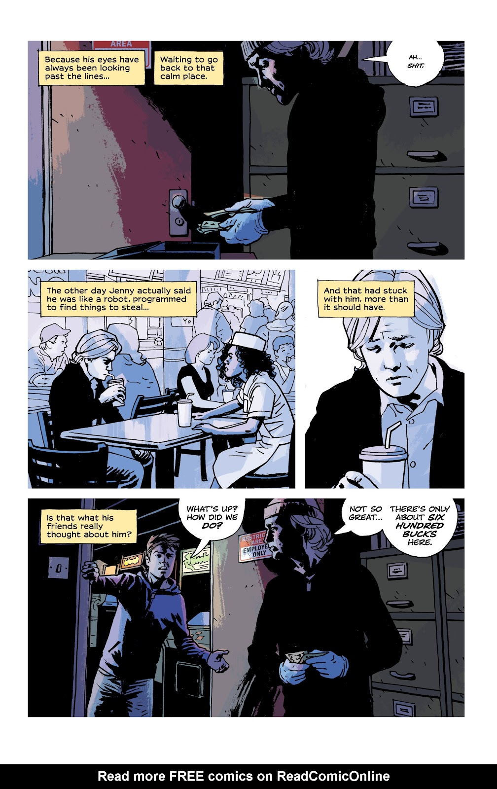 Read online Criminal (2019) comic -  Issue #9 - 18