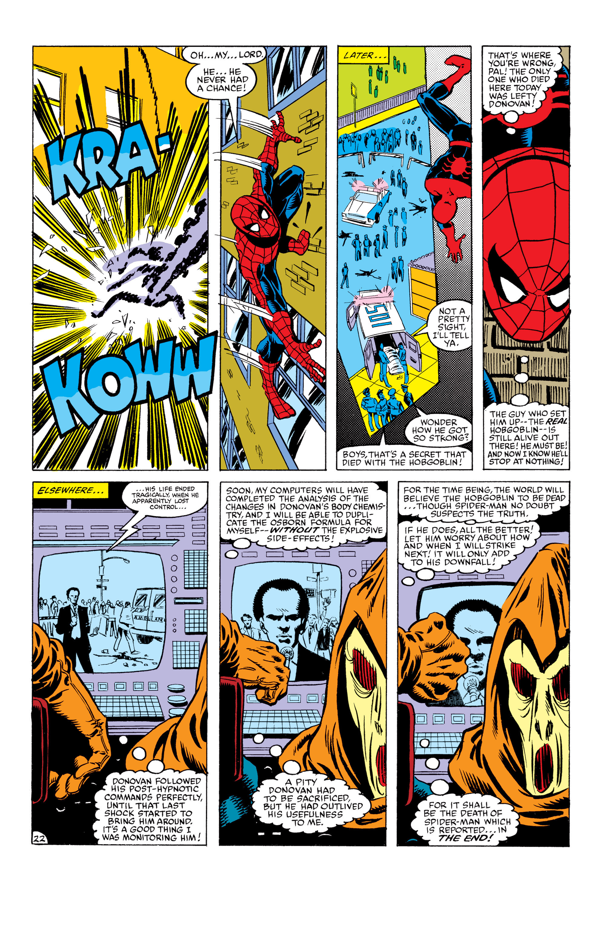 The Amazing Spider-Man (1963) 245 Page 22