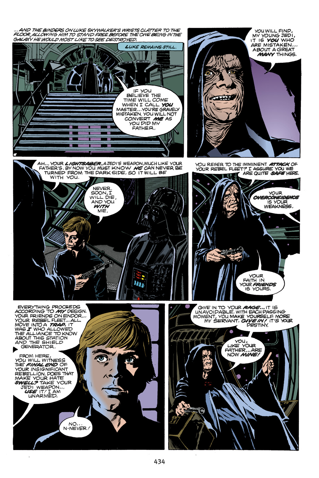 Read online Star Wars Omnibus comic -  Issue # Vol. 18.5 - 151