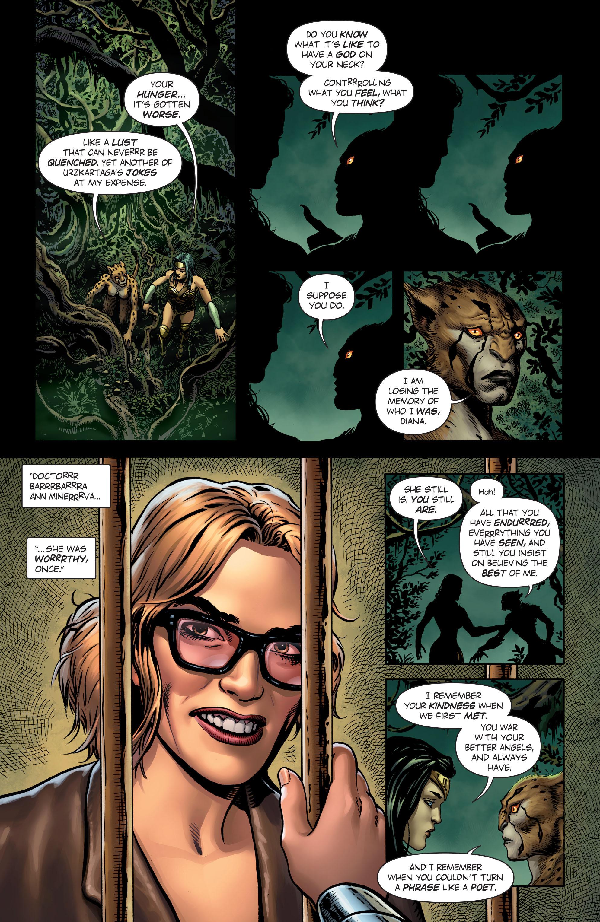 Read online Wonder Woman (2016) comic -  Issue #5 - 10