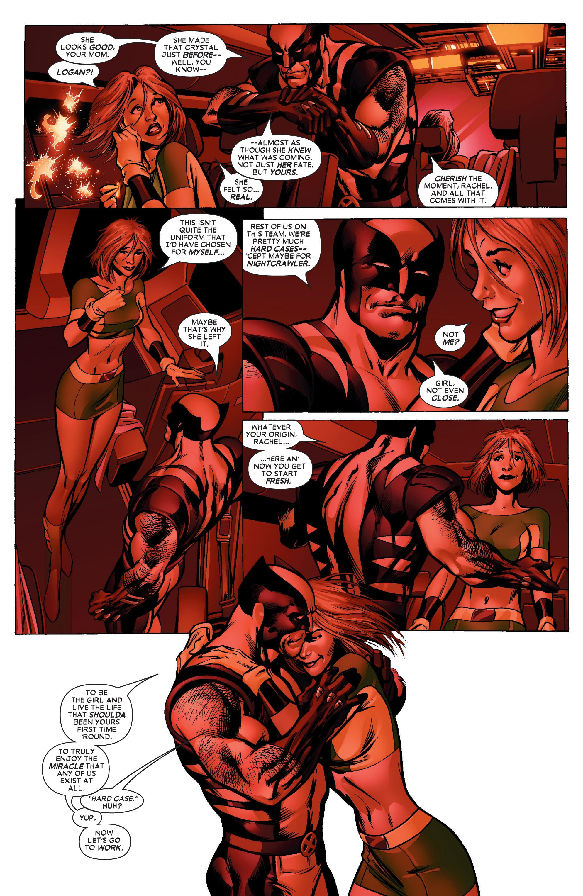 Read online Uncanny X-Men (1963) comic -  Issue #447 - 8