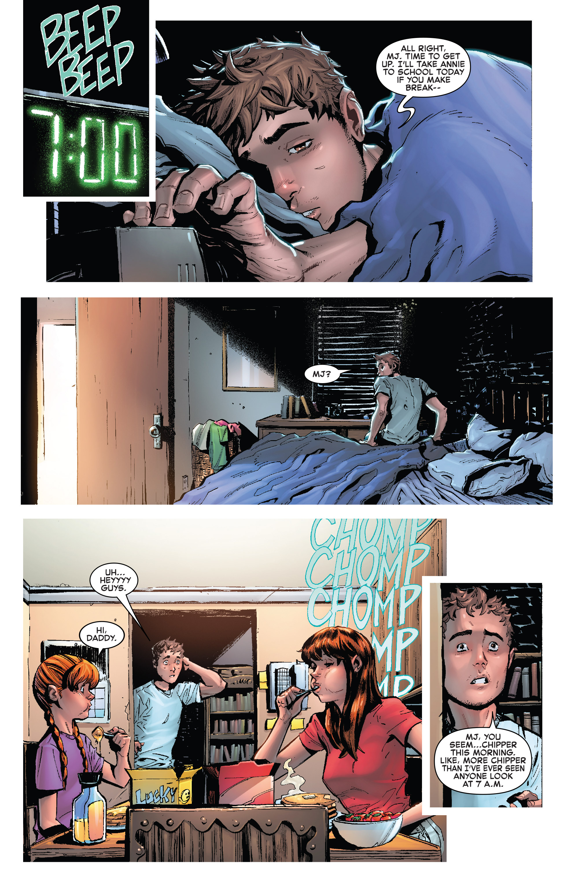 Read online Amazing Spider-Man: Renew Your Vows (2017) comic -  Issue #8 - 19