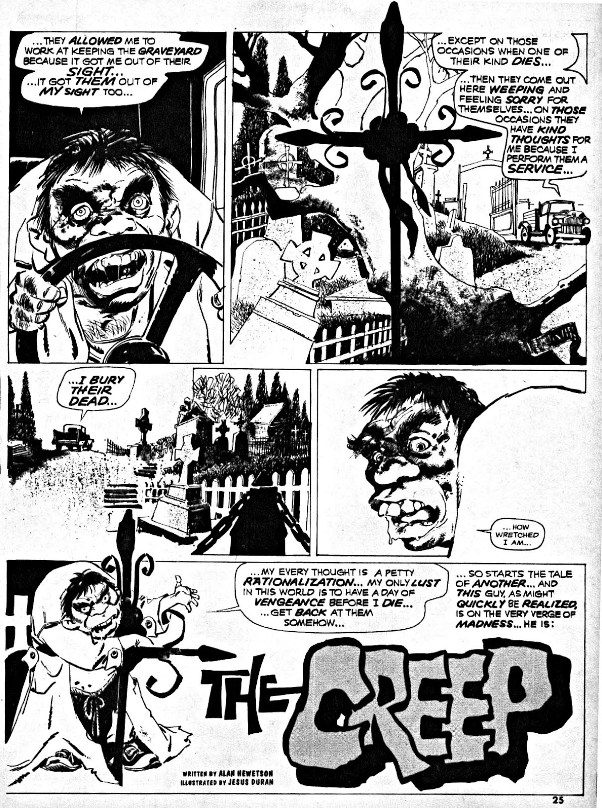 Nightmare (1970) issue 18 - Page 24