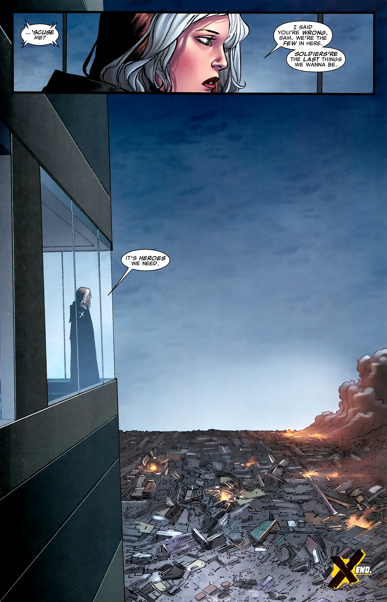 Read online Age of X: Universe comic -  Issue #2 - 24