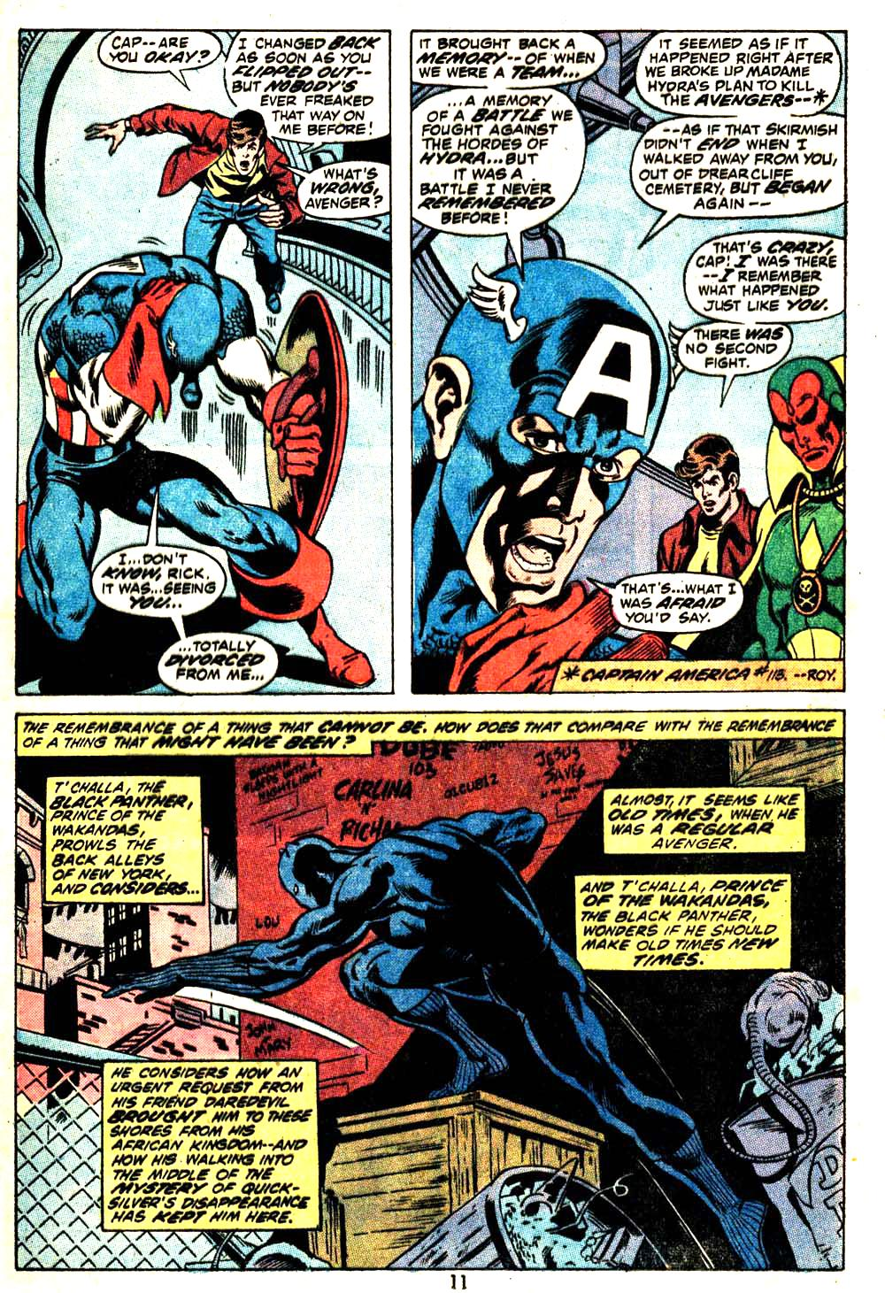 The Avengers (1963) 106 Page 8