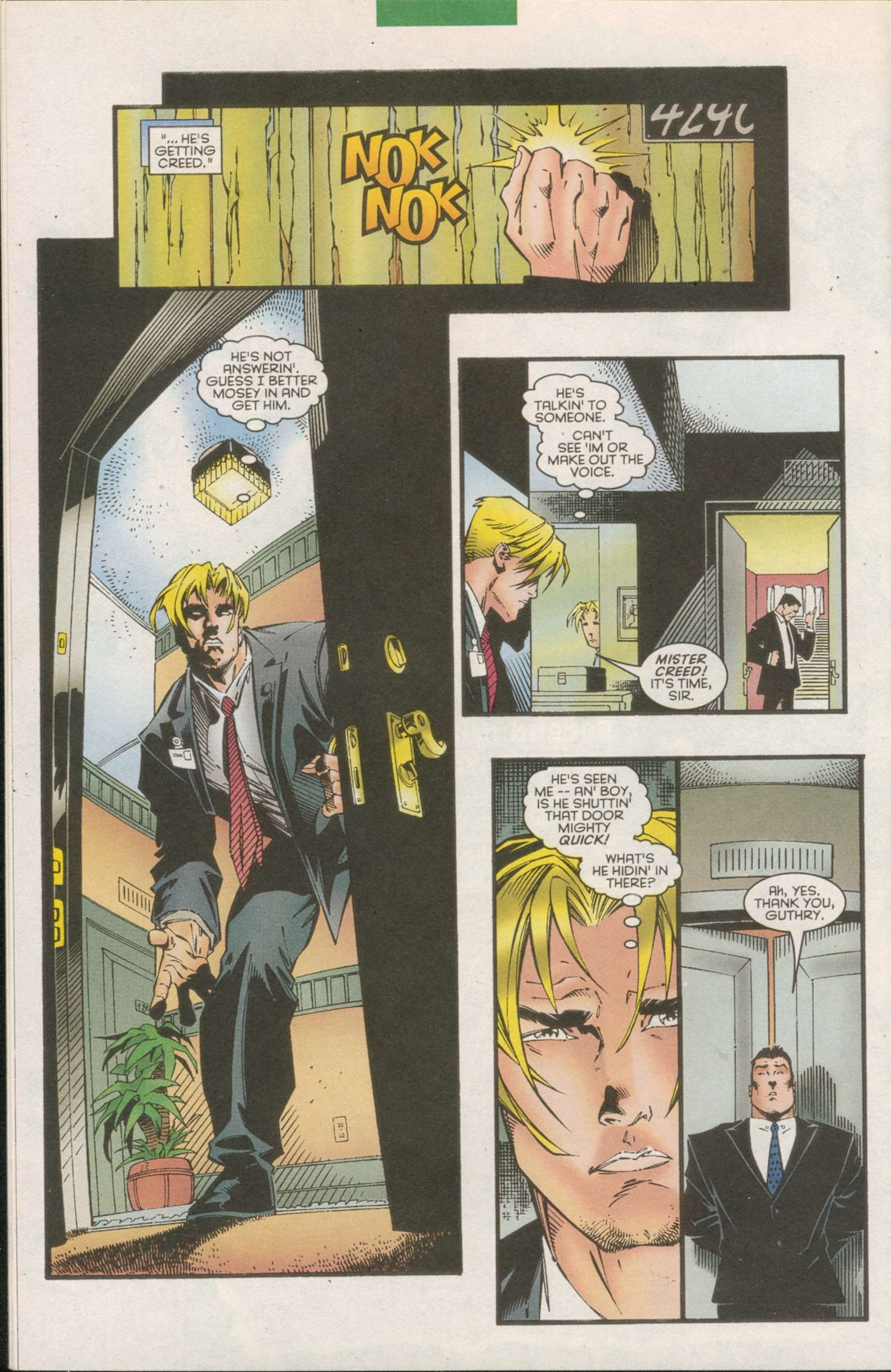 X-Men (1991) 59 Page 15