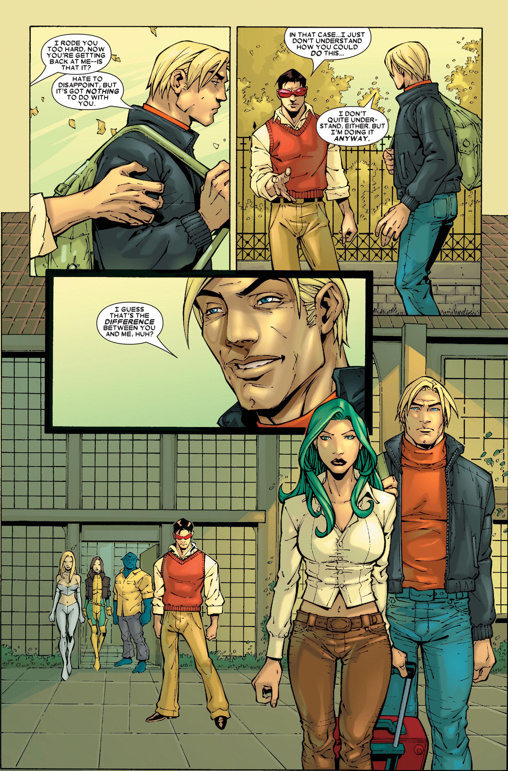 X-Men (1991) 180 Page 3