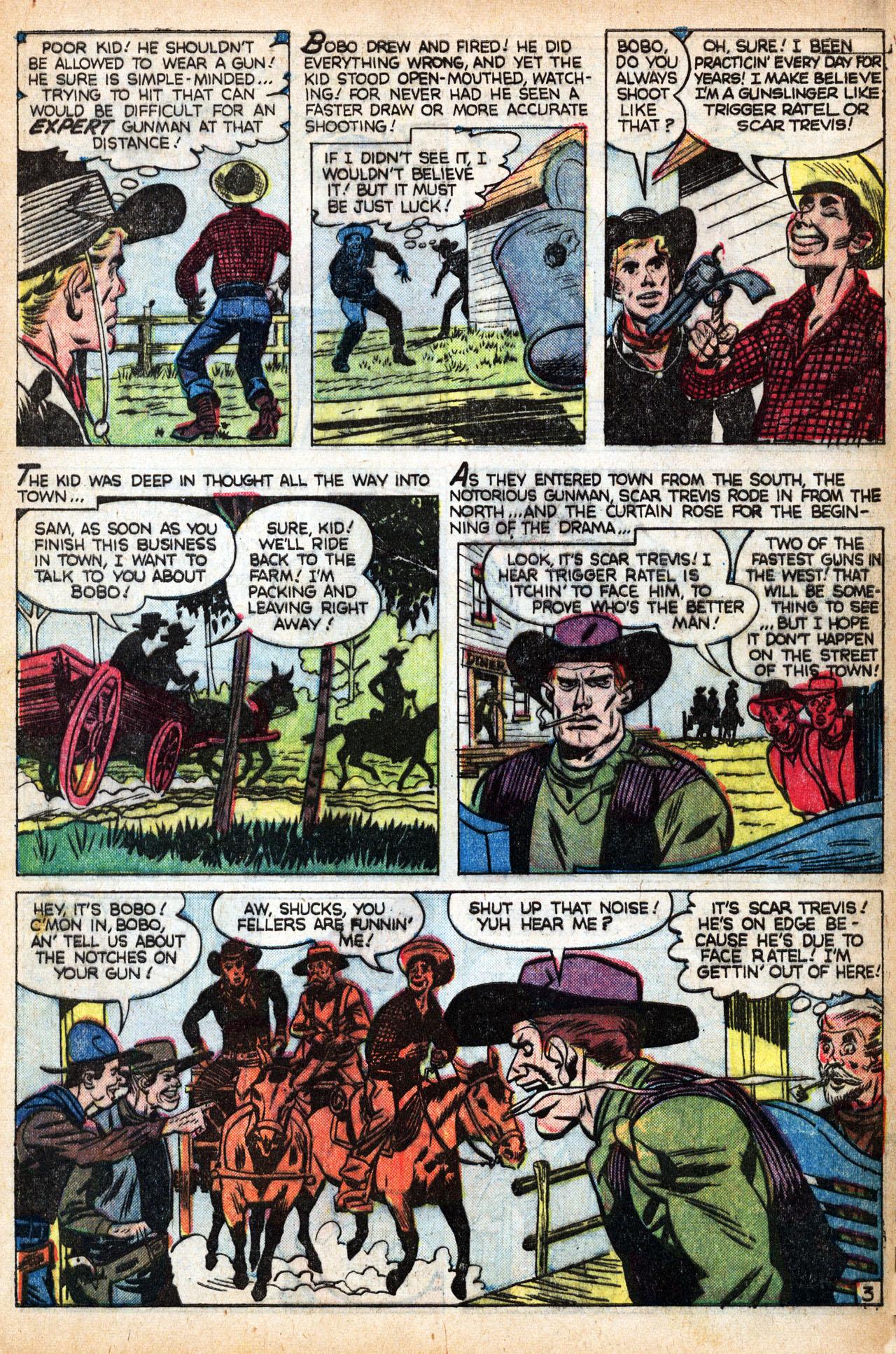 Read online Two-Gun Kid comic -  Issue #39 - 5