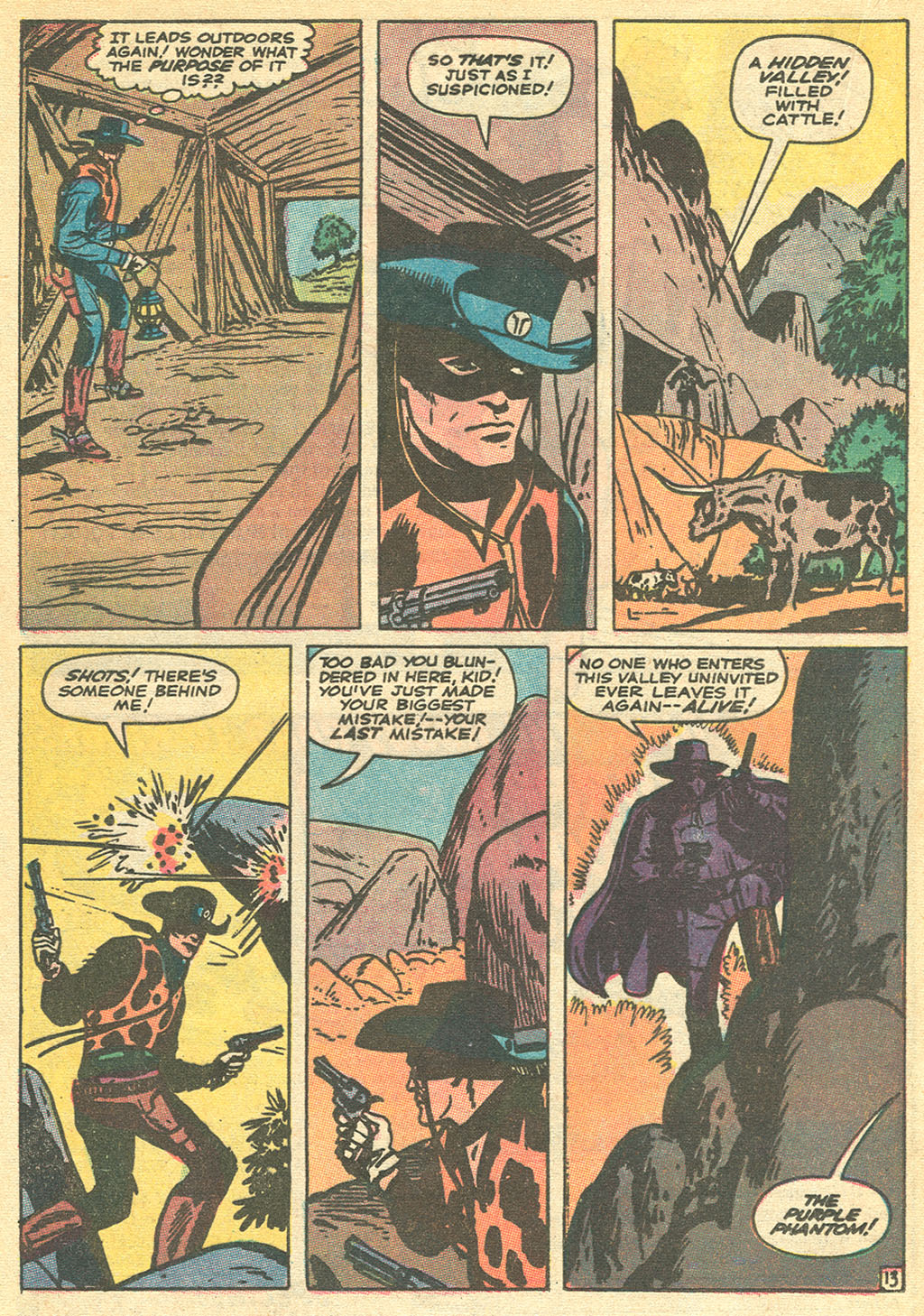 Read online Two-Gun Kid comic -  Issue #93 - 20