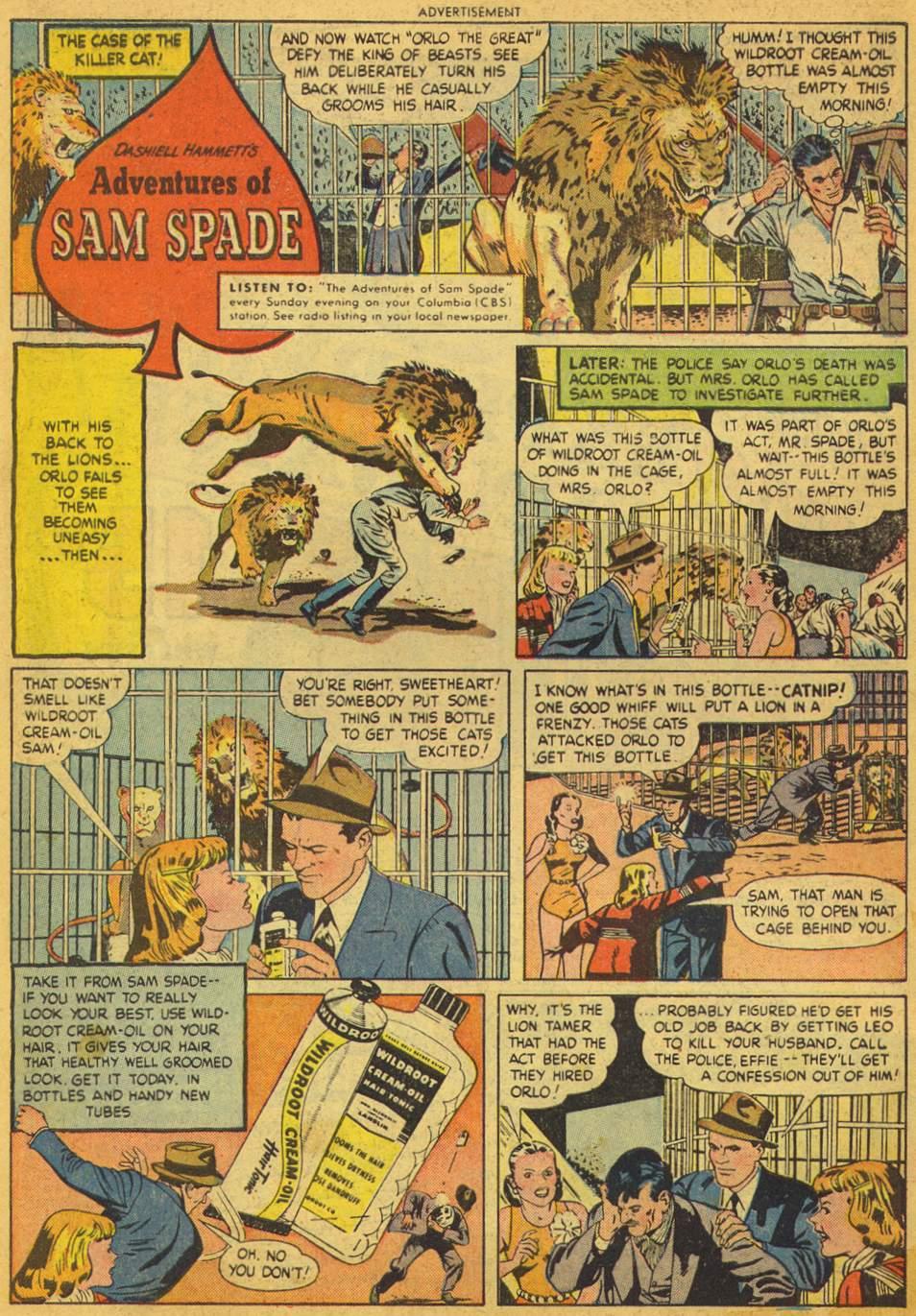 Read online Adventure Comics (1938) comic -  Issue #128 - 13