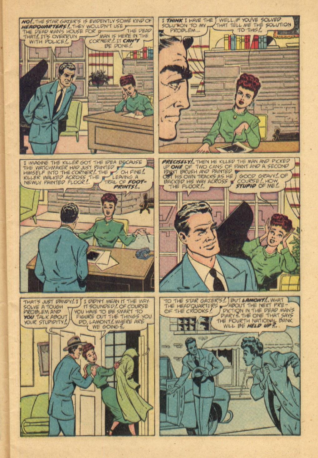 Shadow Comics #101 #94 - English 10