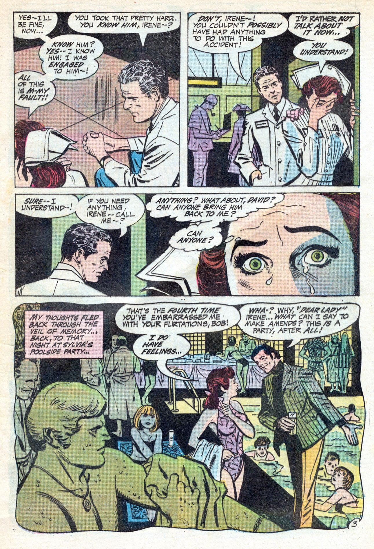 Read online Secret Hearts comic -  Issue #149 - 5