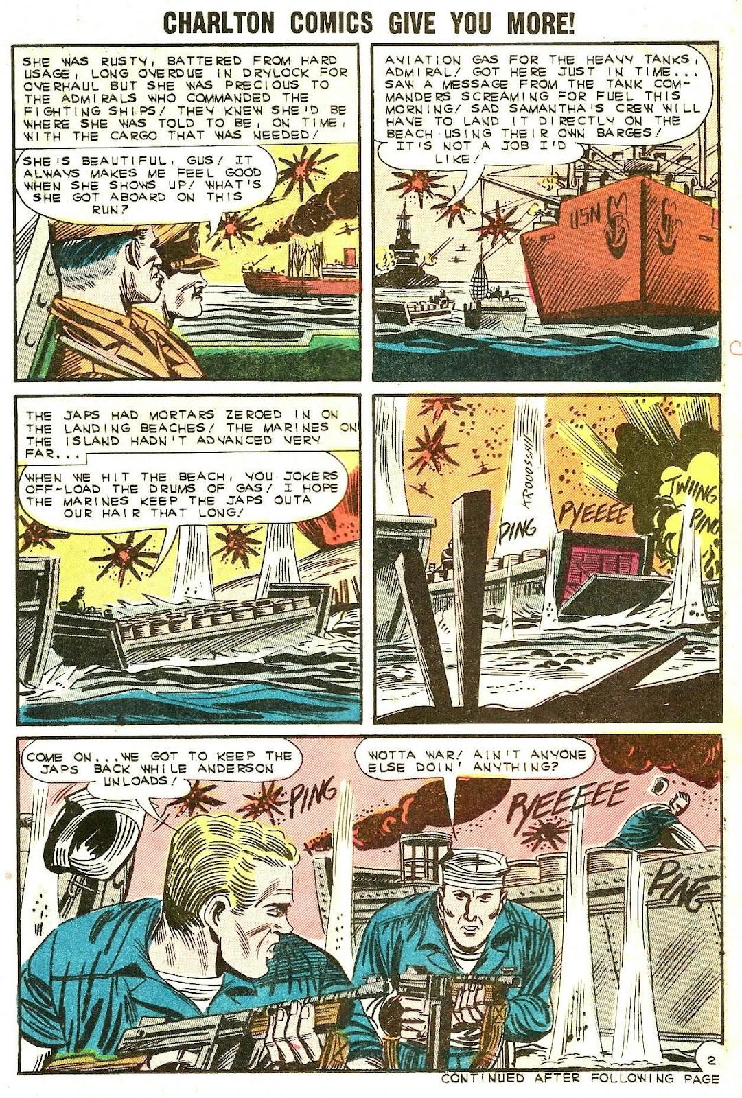 Read online Fightin' Navy comic -  Issue #107 - 21