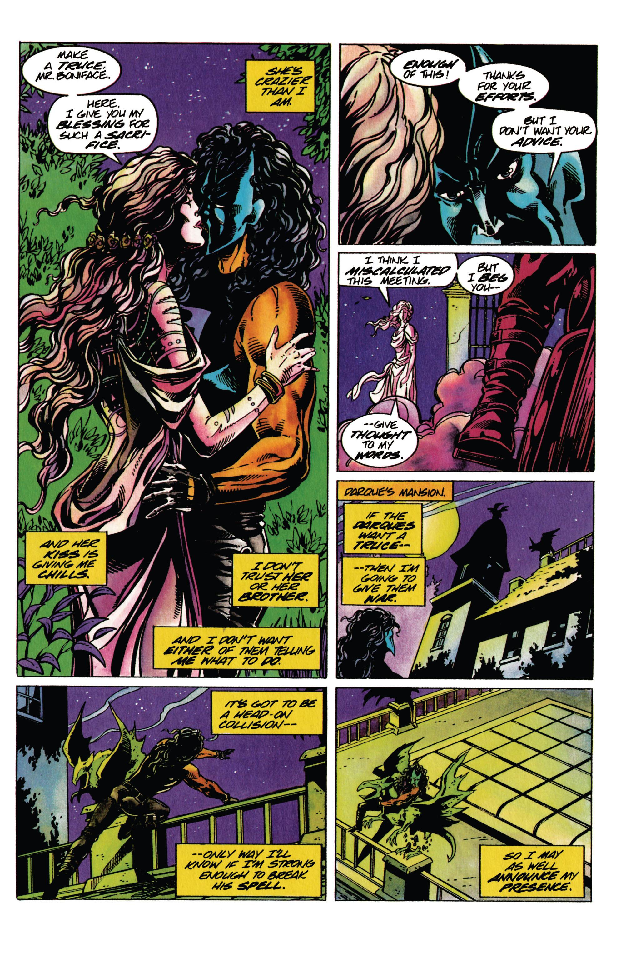 Read online Shadowman (1992) comic -  Issue #28 - 19