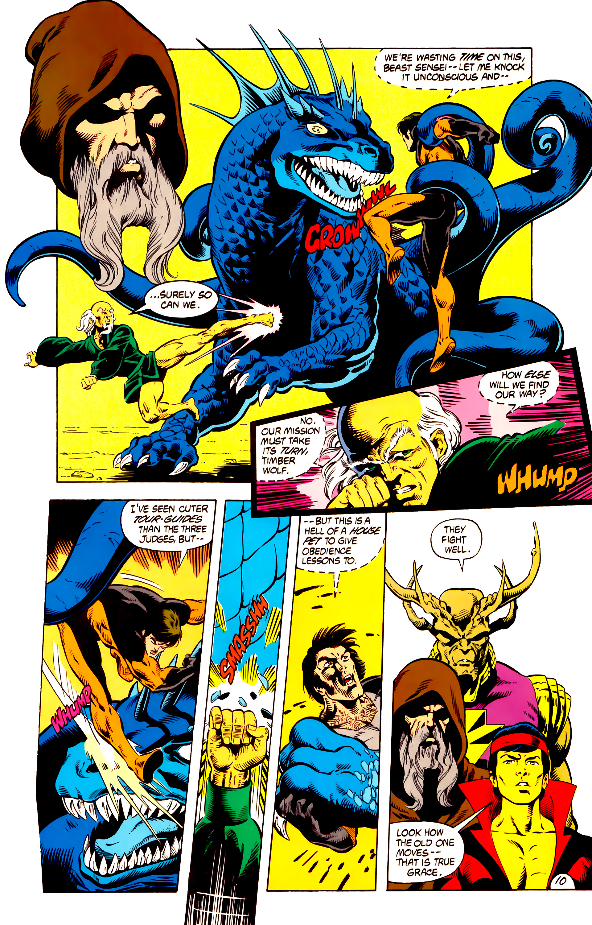 Legion of Super-Heroes (1984) 13 Page 11
