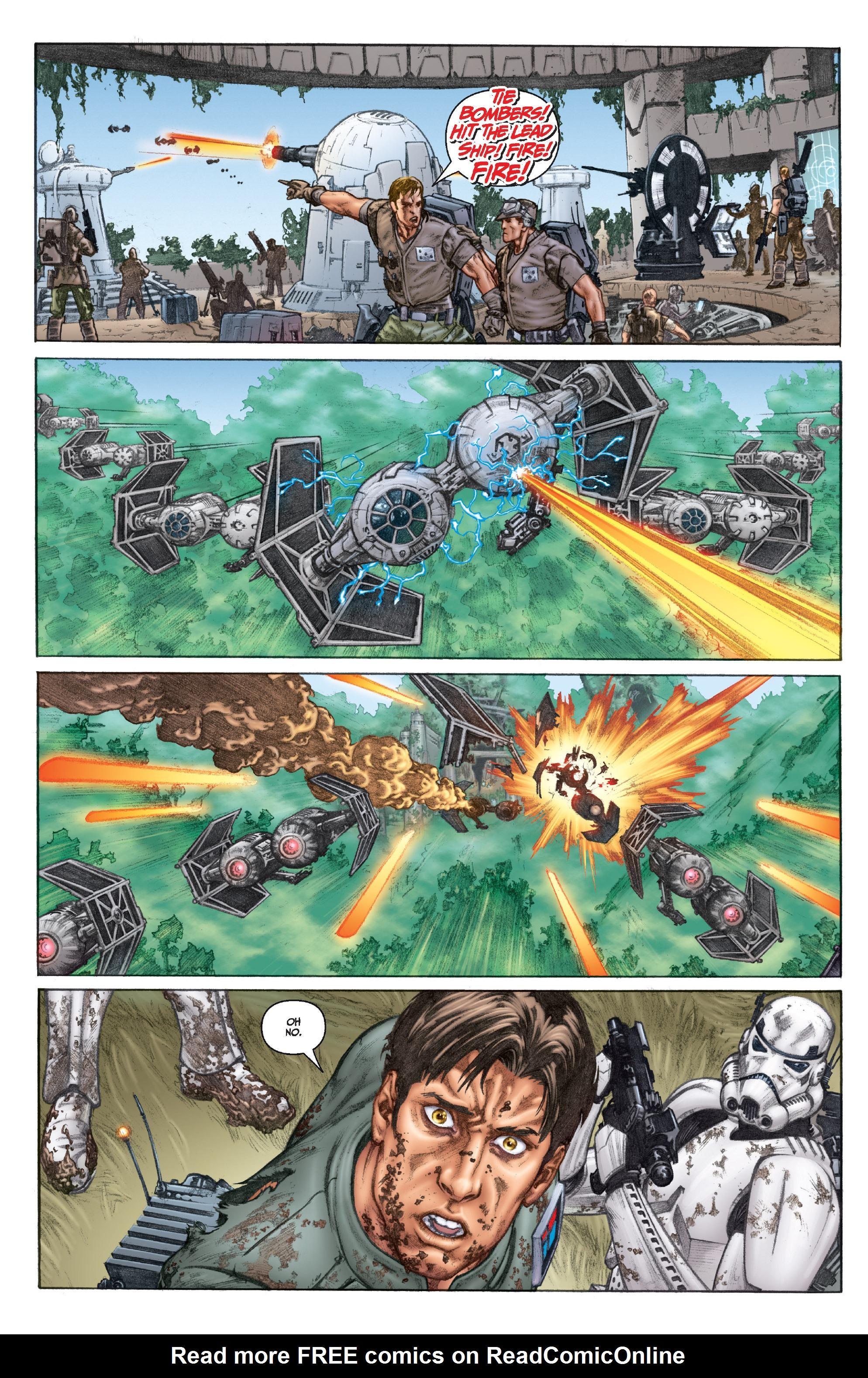 Read online Star Wars Omnibus comic -  Issue # Vol. 22 - 334
