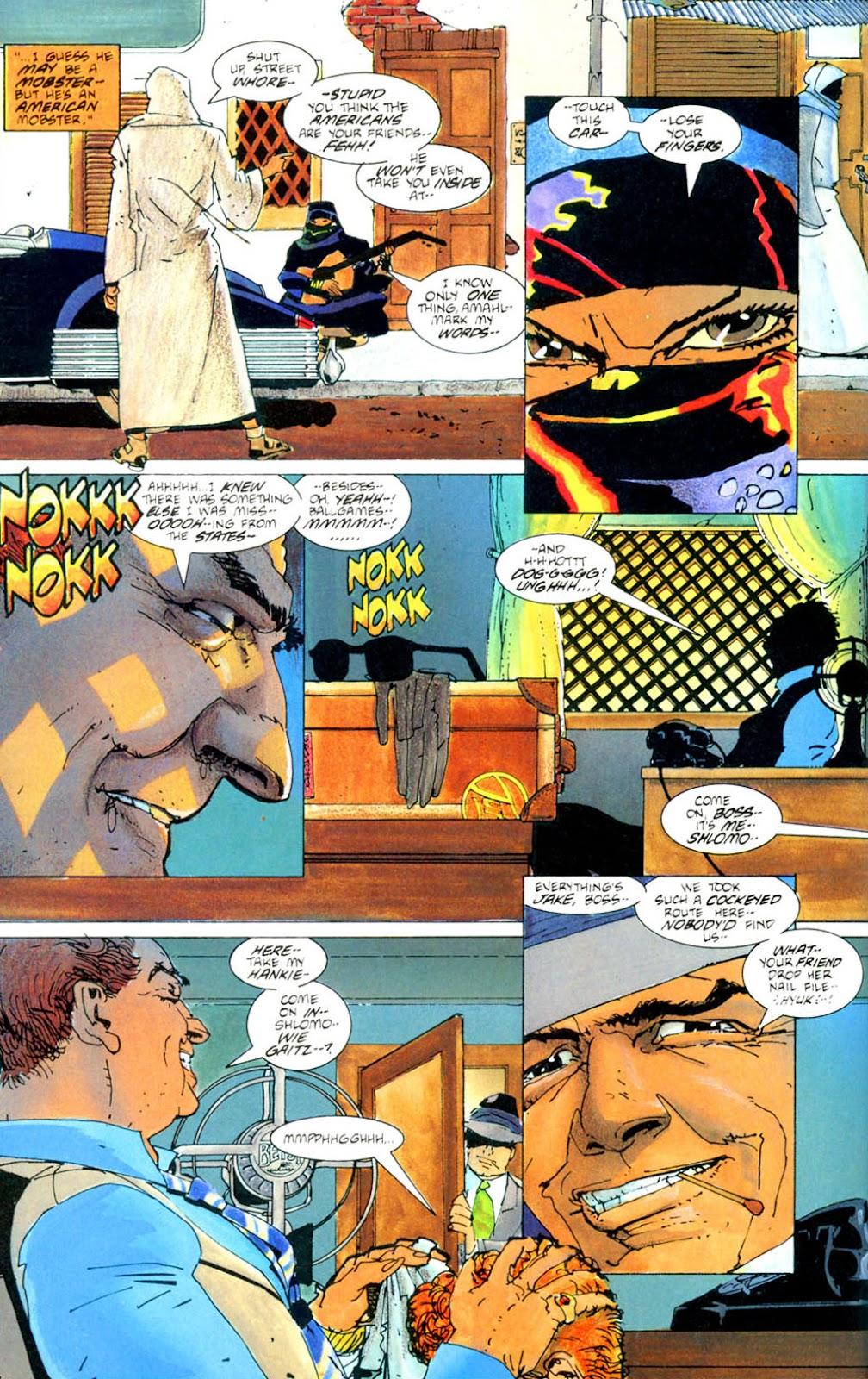 Blackhawk (1988) issue 1 - Page 32