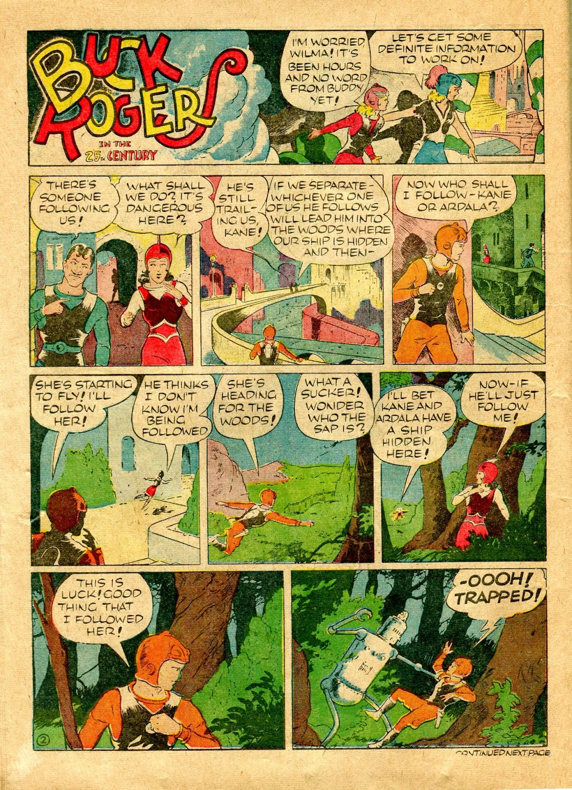 Read online Famous Funnies comic -  Issue #64 - 18