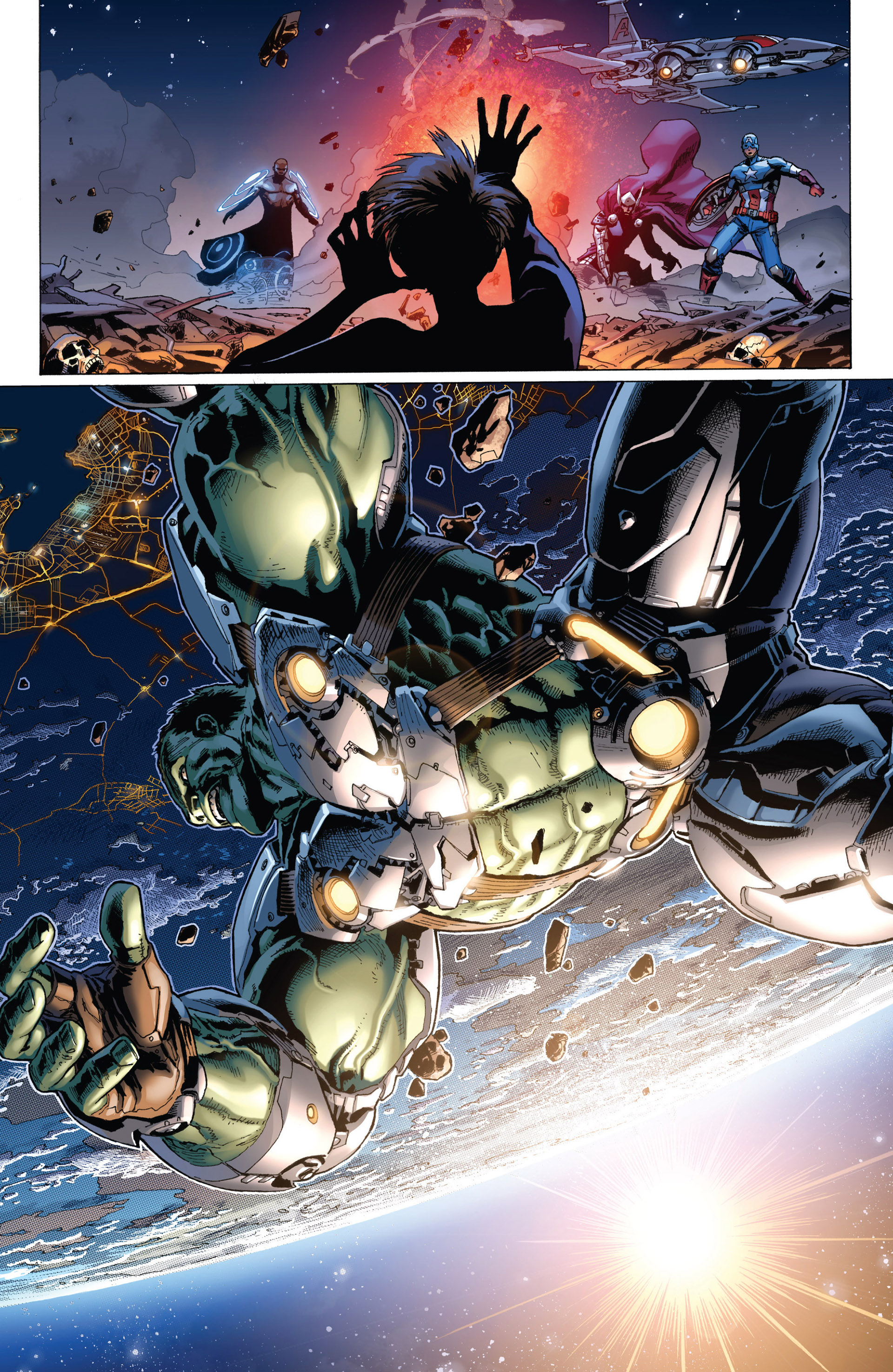 Read online Avengers (2013) comic -  Issue #8 - 10