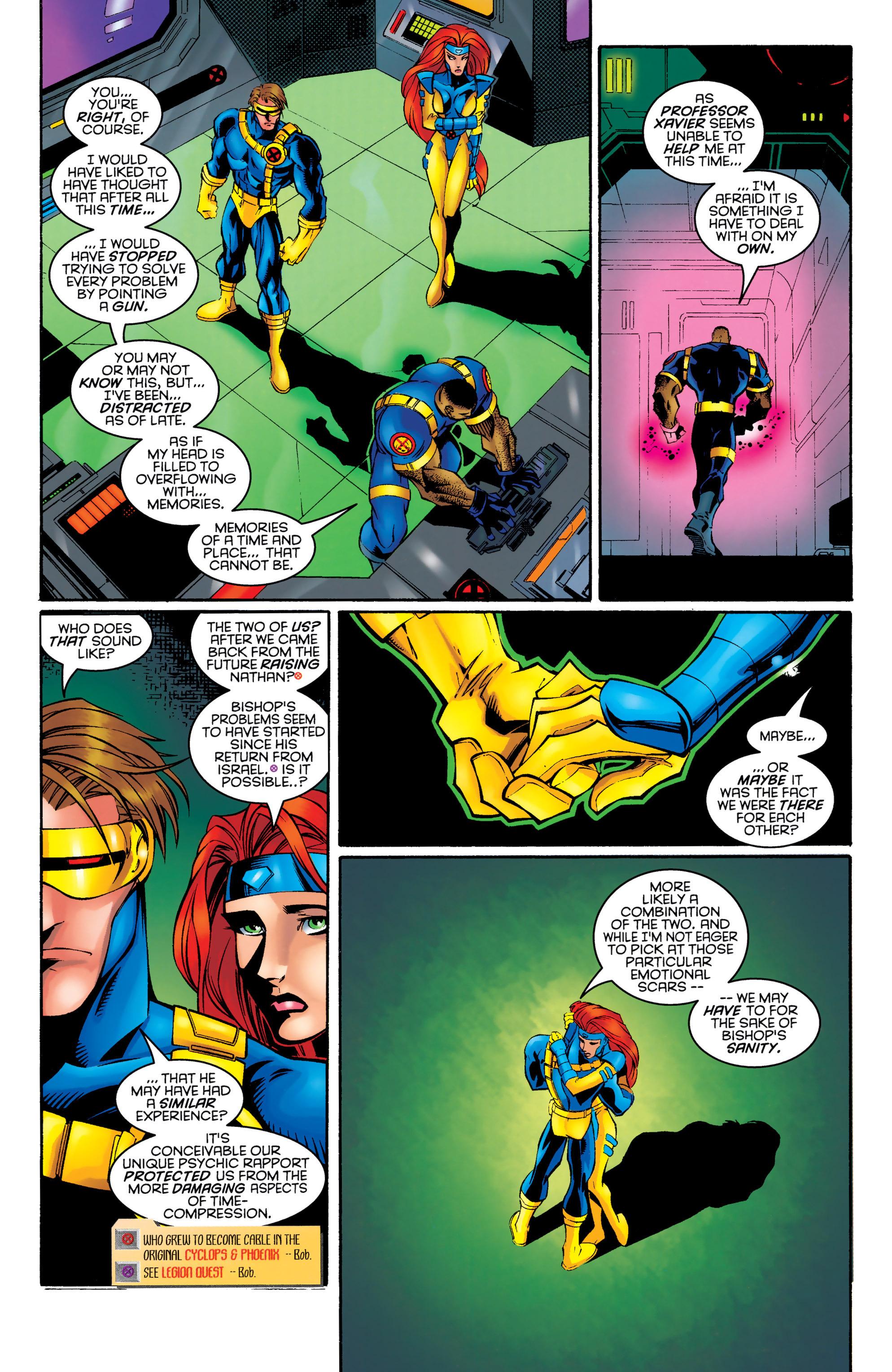 Read online Uncanny X-Men (1963) comic -  Issue #328 - 6
