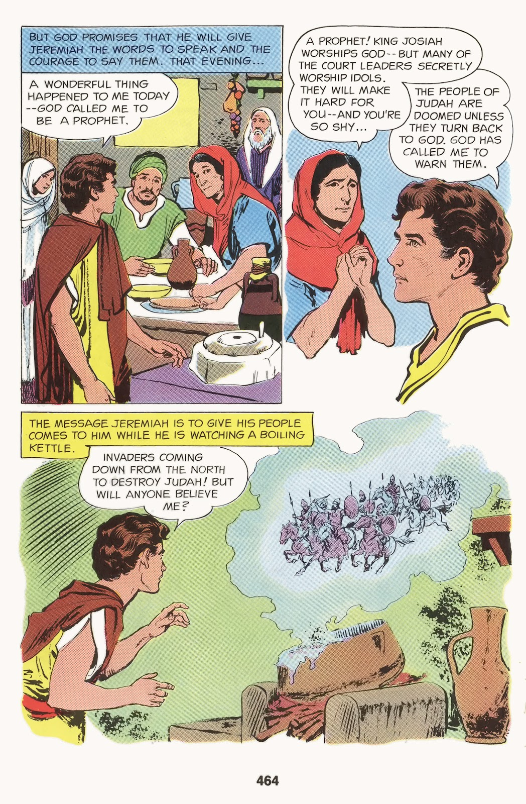 The Picture Bible issue TPB (Part 5) - Page 67