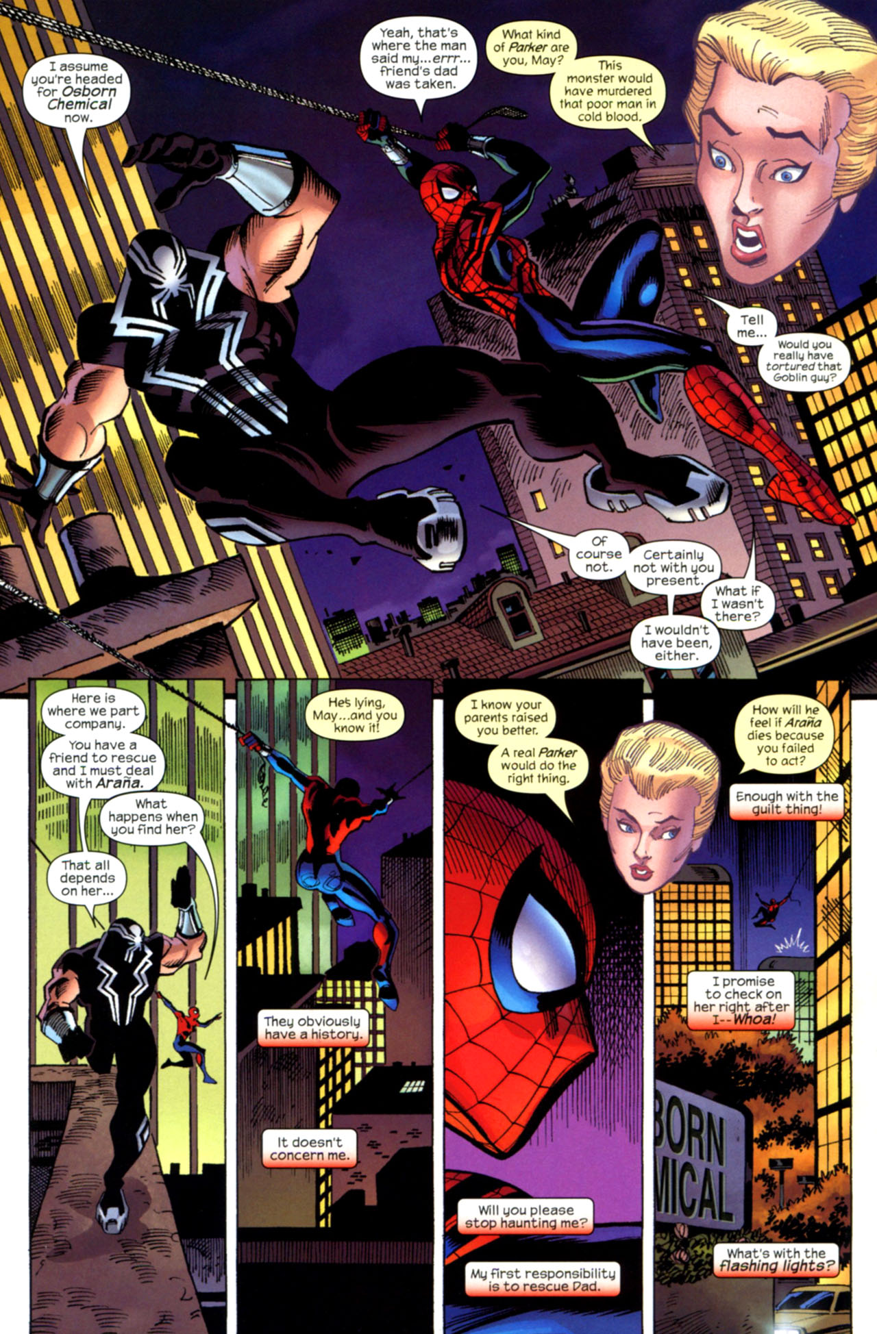 Read online Amazing Spider-Girl comic -  Issue #28 - 15
