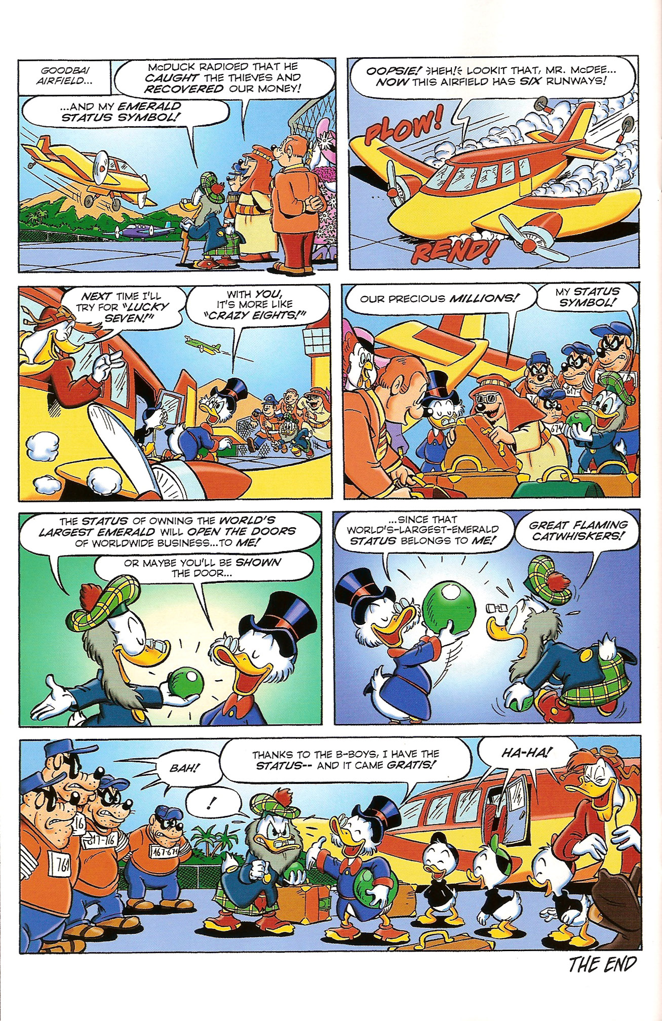 Read online Uncle Scrooge (1953) comic -  Issue #397 - 18