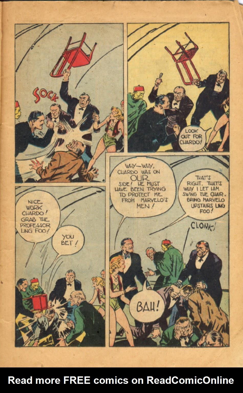 Read online Super-Magician Comics comic -  Issue #52 - 16