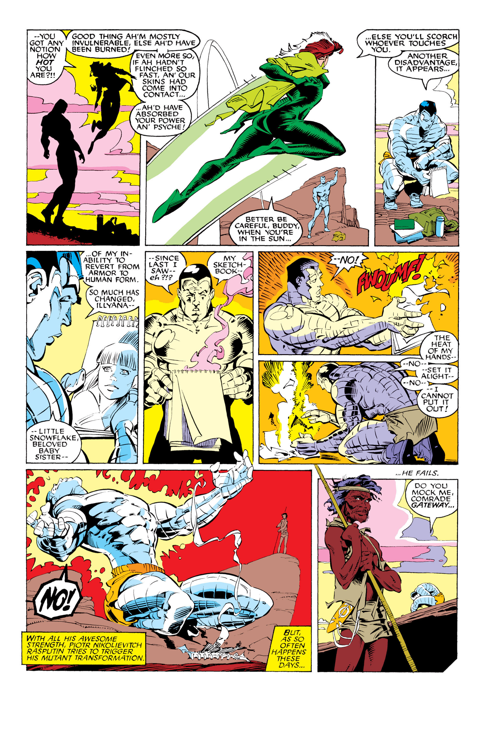 Read online Uncanny X-Men (1963) comic -  Issue #231 - 5
