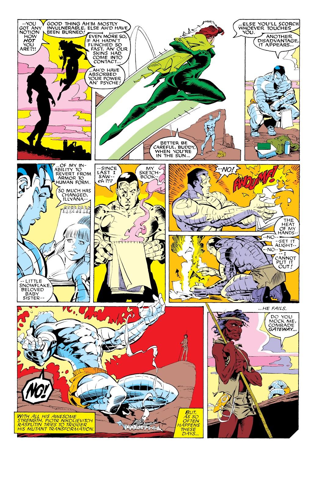 Uncanny X-Men (1963) issue 231 - Page 5