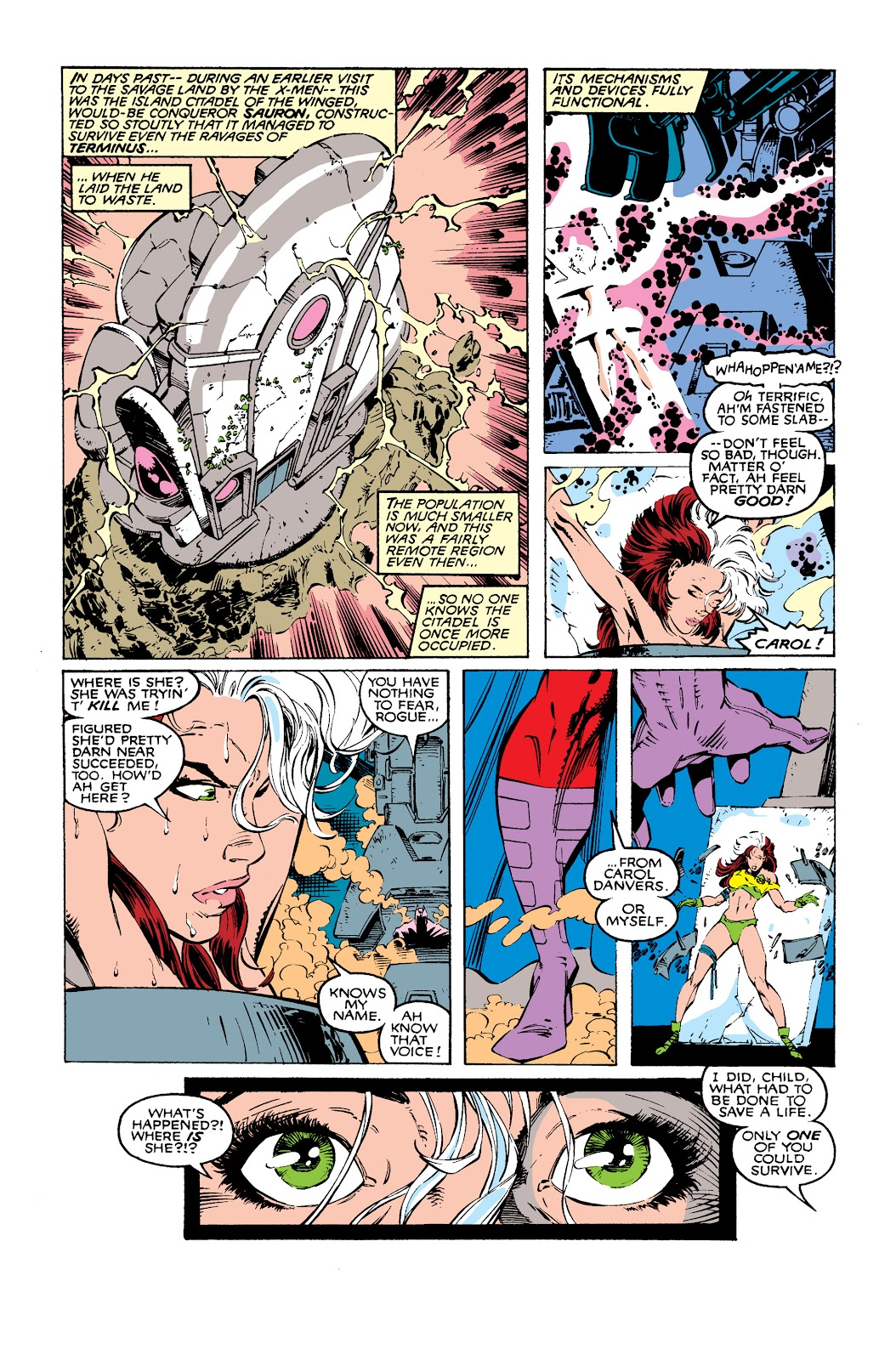 Uncanny X-Men (1963) issue 269 - Page 21
