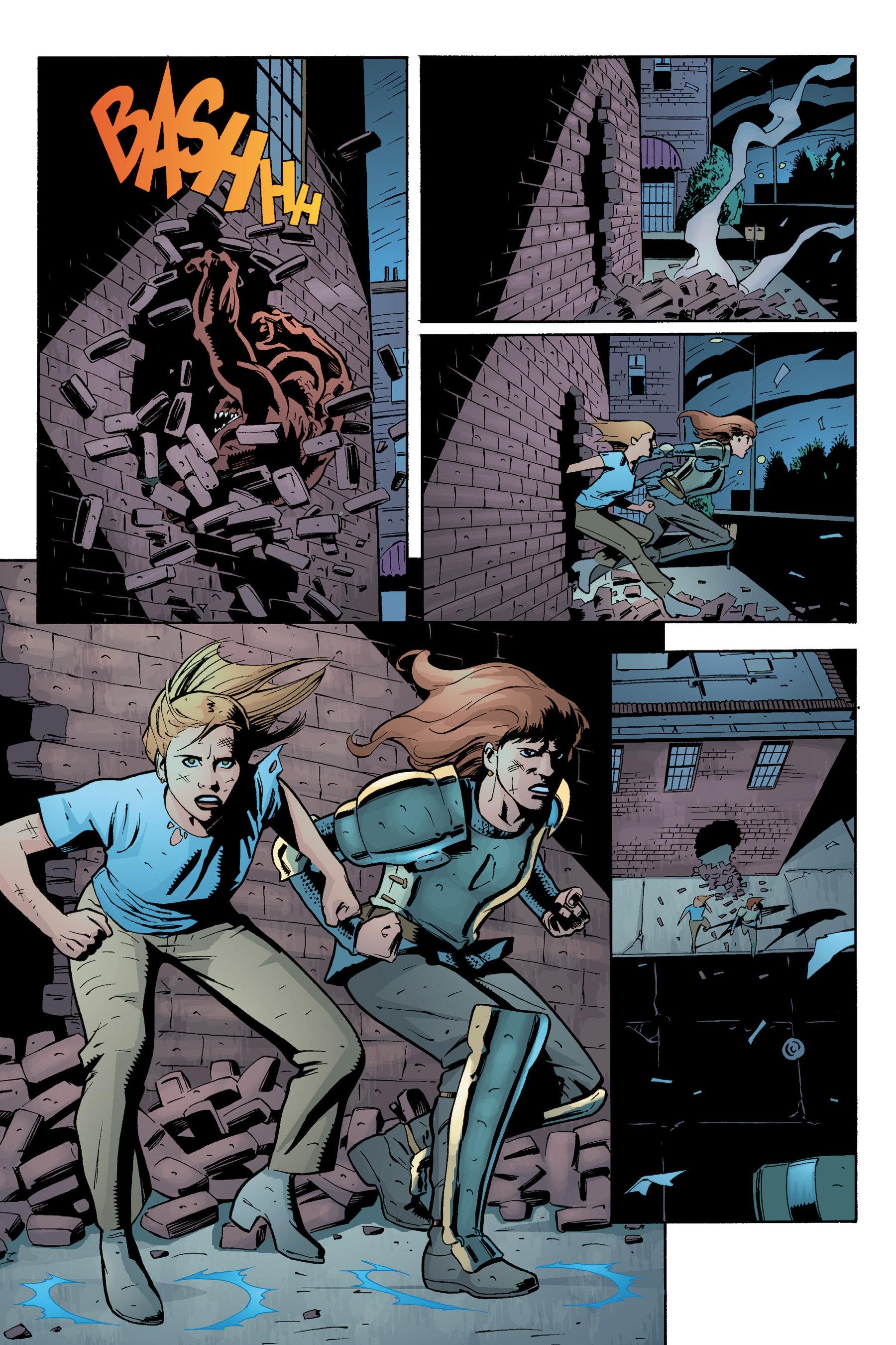 Read online Buffy the Vampire Slayer: Omnibus comic -  Issue # TPB 5 - 263