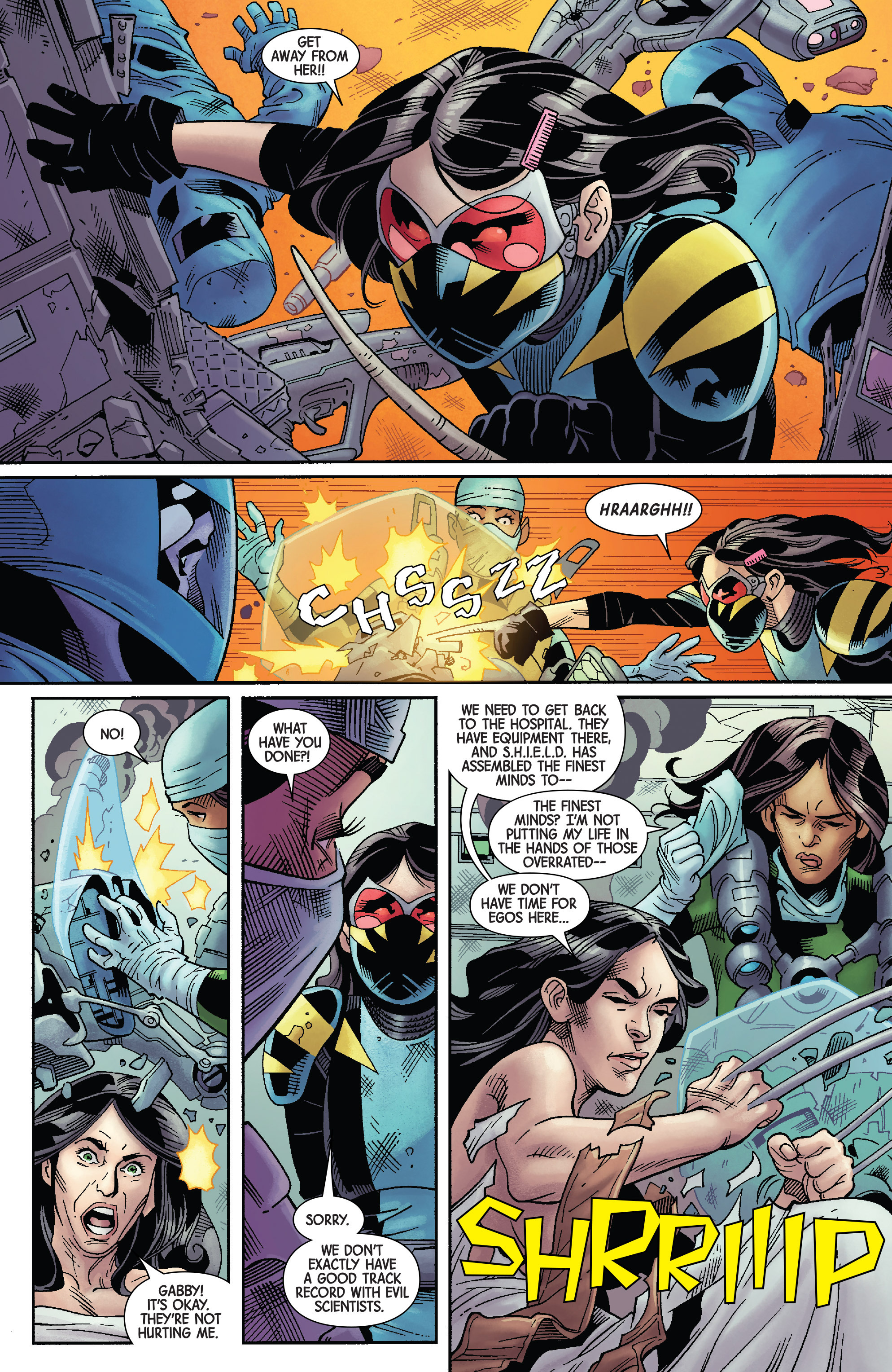 Read online All-New Wolverine (2016) comic -  Issue #20 - 17