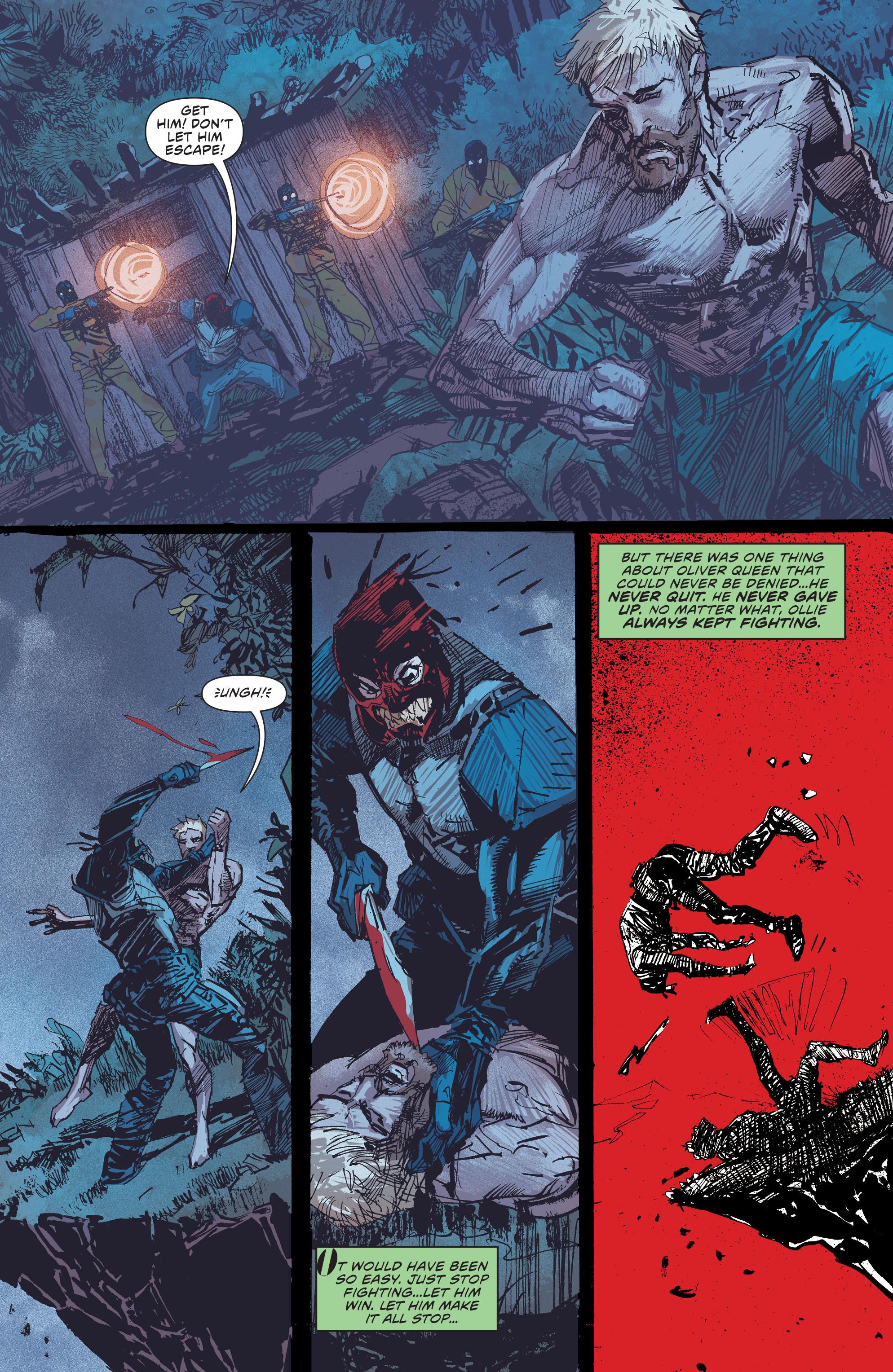 Read online Secret Origins (2014) comic -  Issue #4 - 21