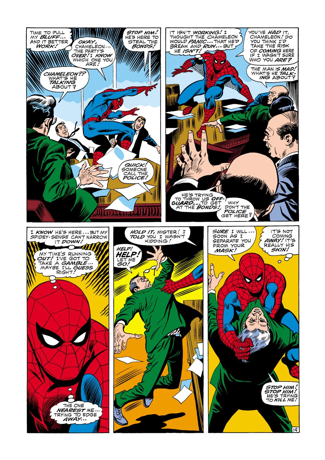The Amazing Spider-Man (1963) 80 Page 14