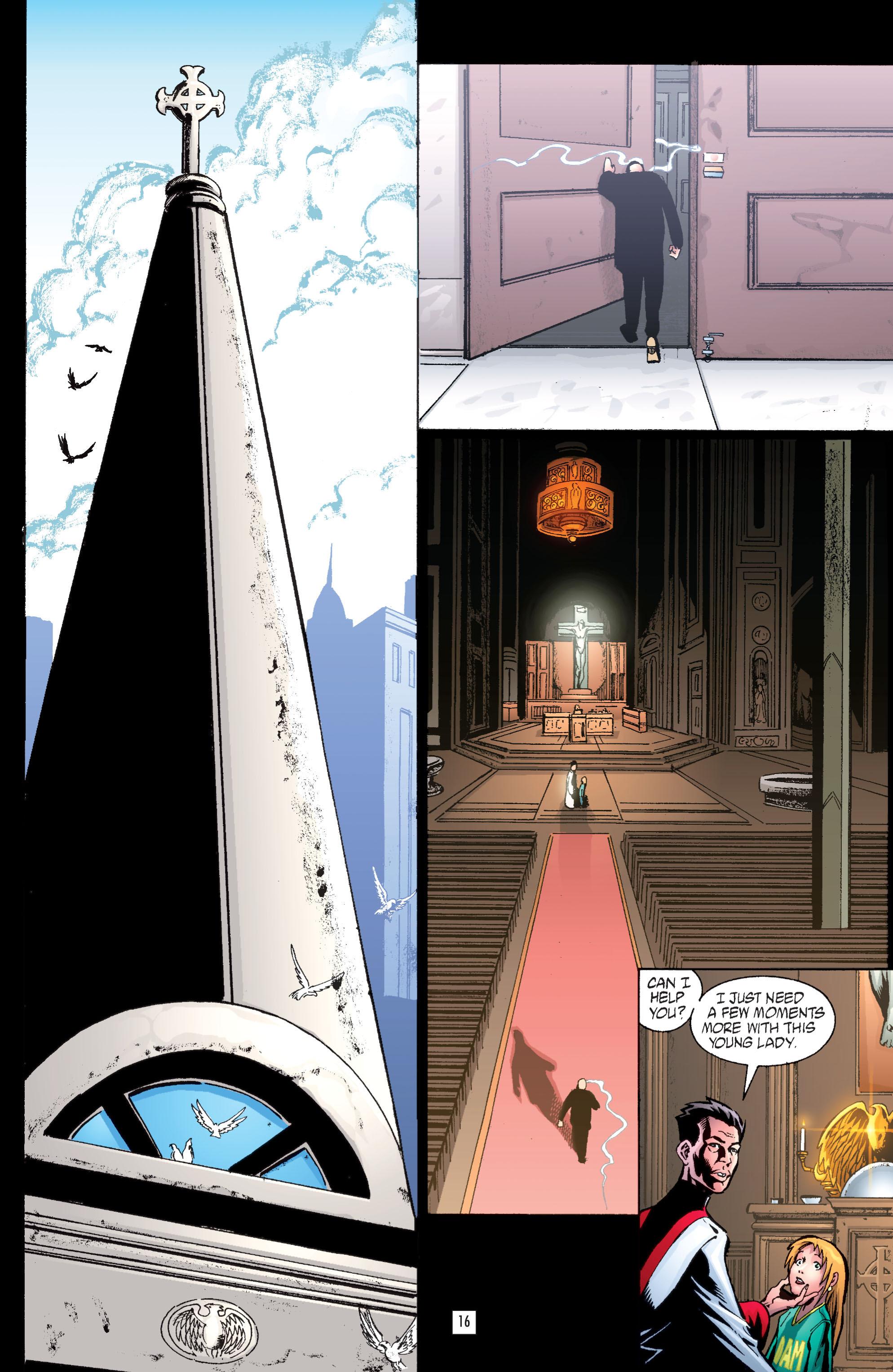 Read online Transmetropolitan comic -  Issue #34 - 17