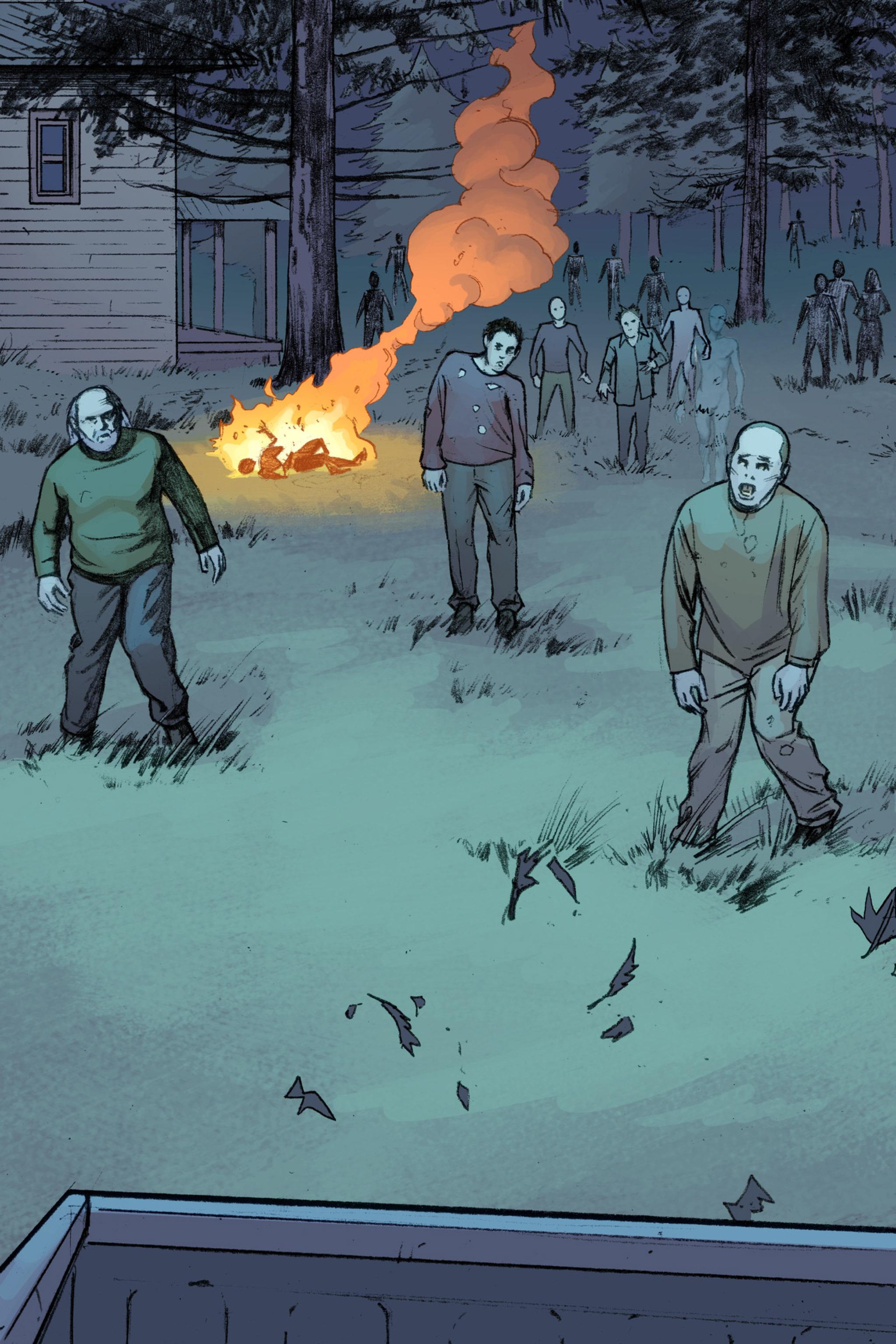 Read online Soul comic -  Issue #2 - 99