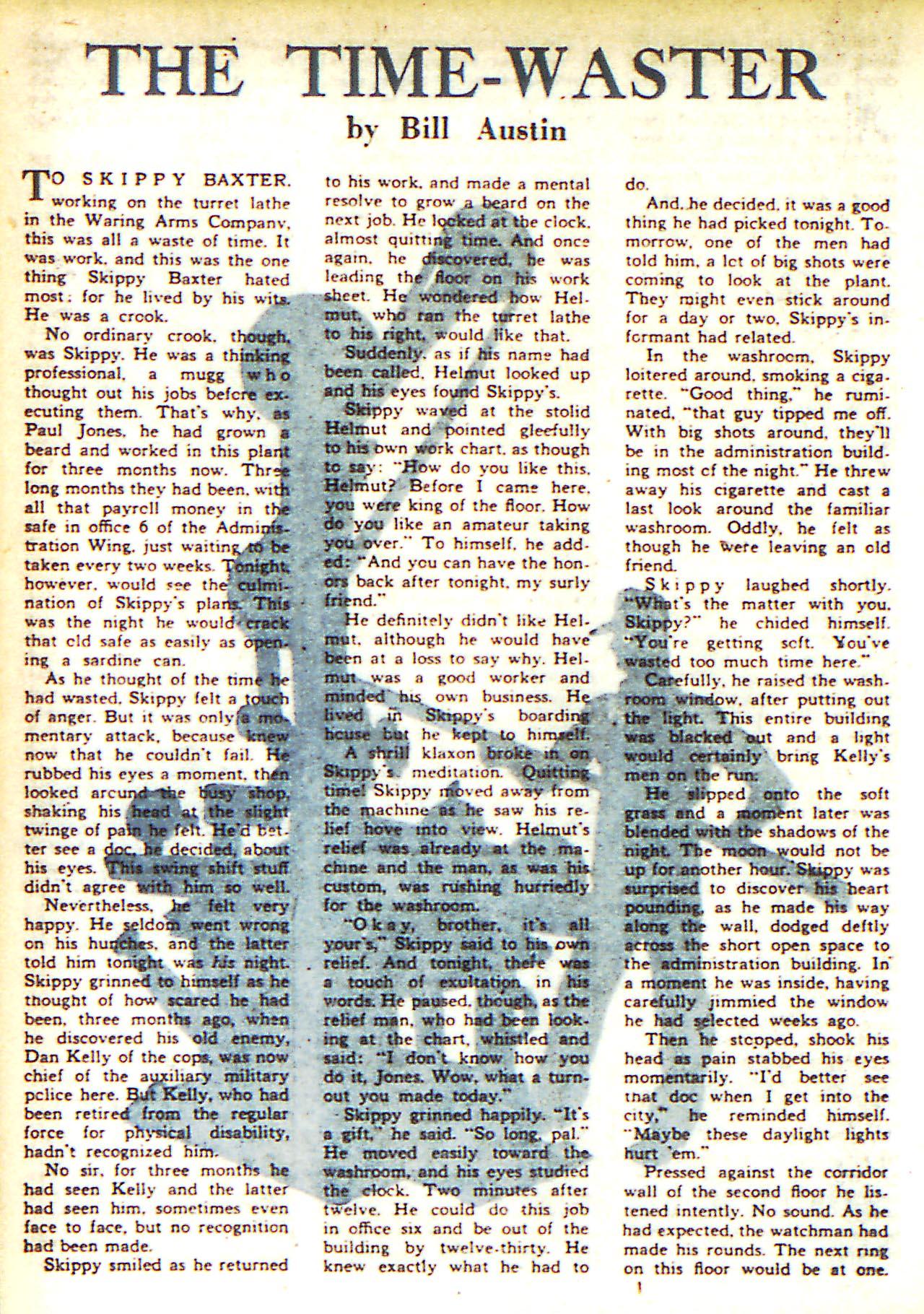 Read online Detective Comics (1937) comic -  Issue #81 - 44