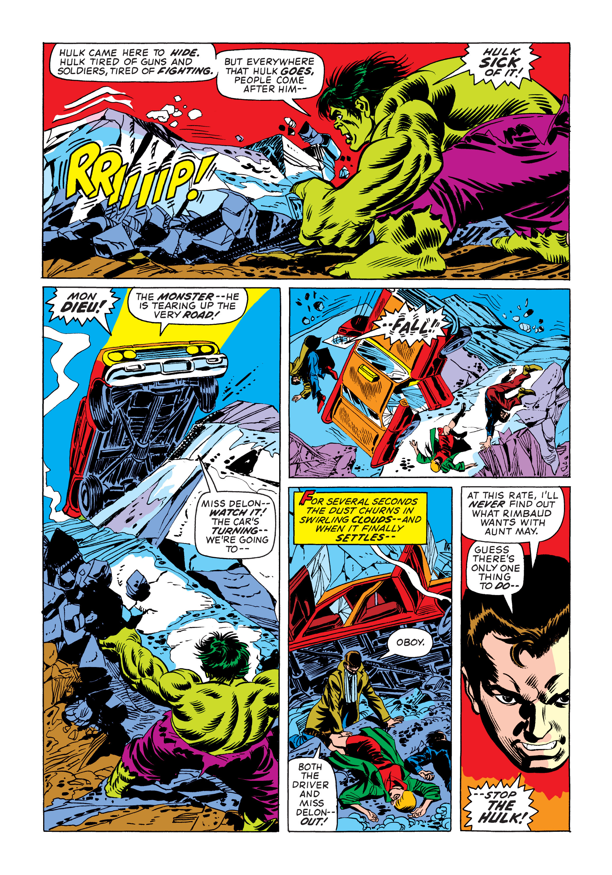The Amazing Spider-Man (1963) 120 Page 12