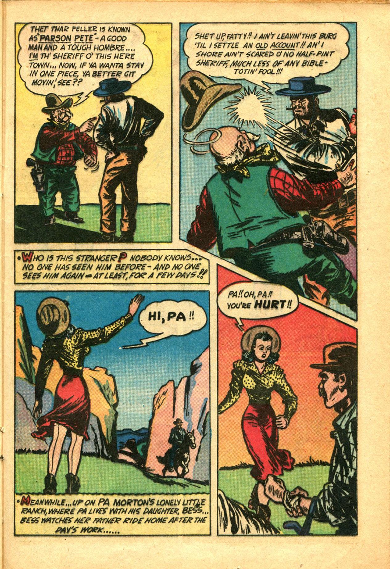 Read online Shadow Comics comic -  Issue #78 - 33