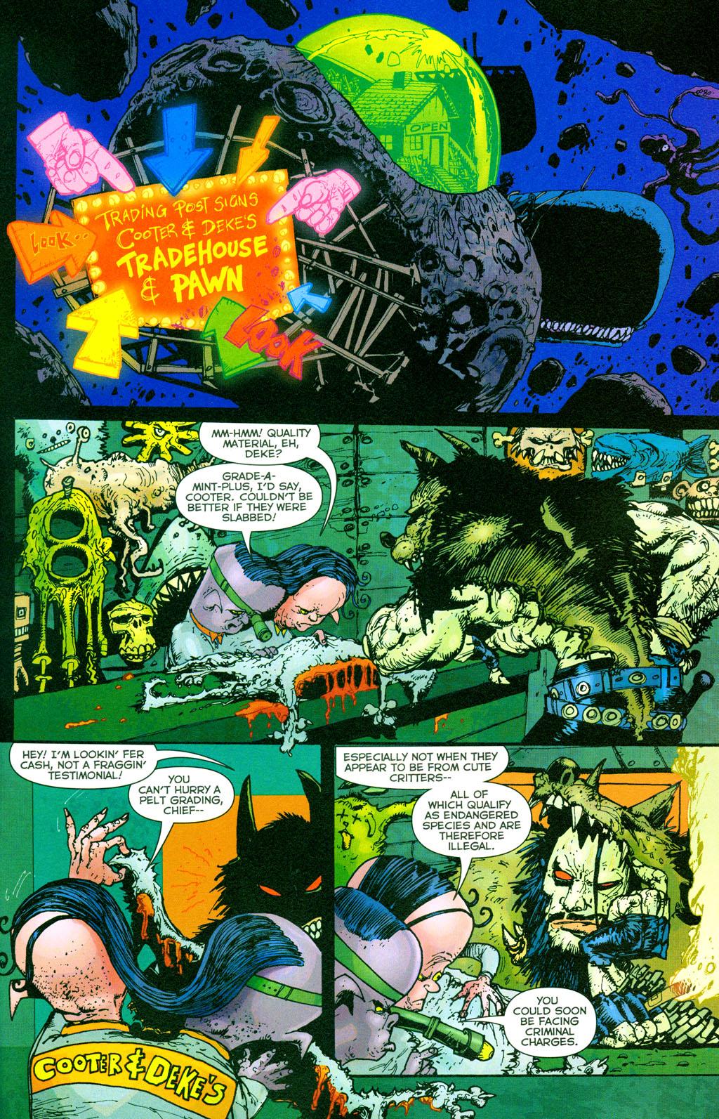 Read online The Authority/Lobo: Spring Break Massacre comic -  Issue # Full - 14