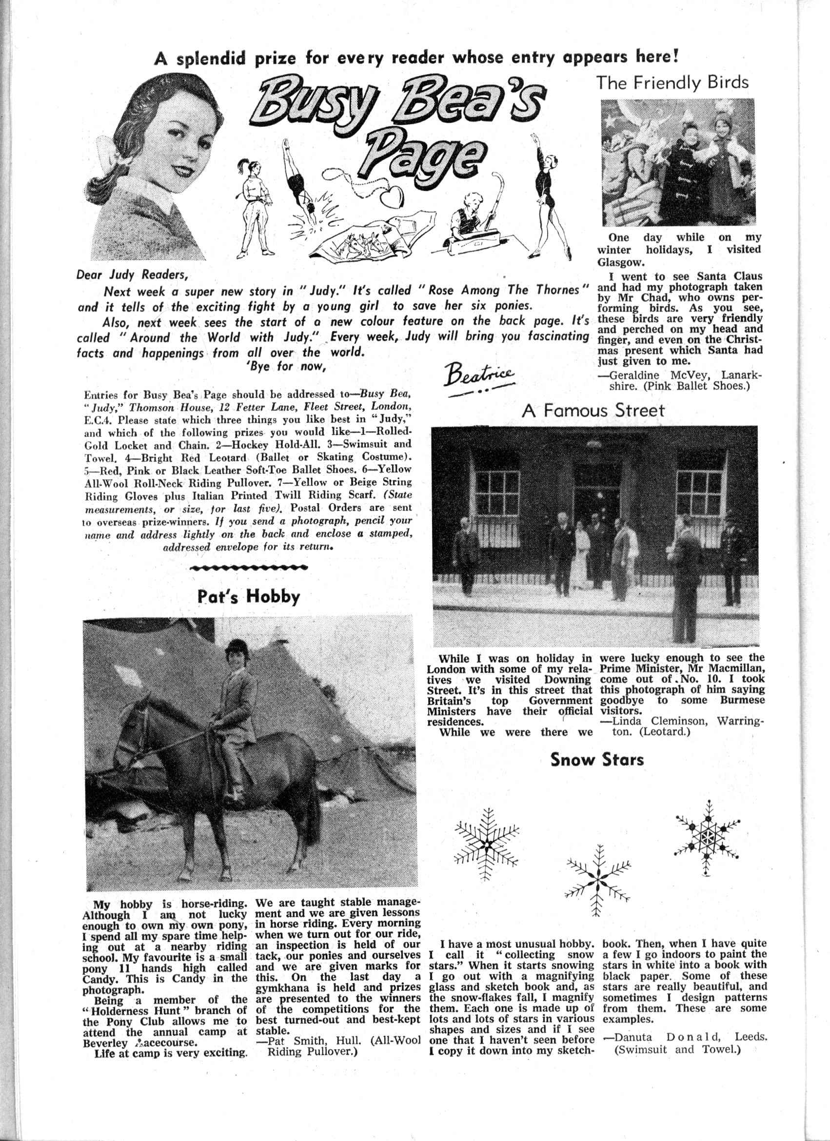 Read online Judy comic -  Issue #166 - 10