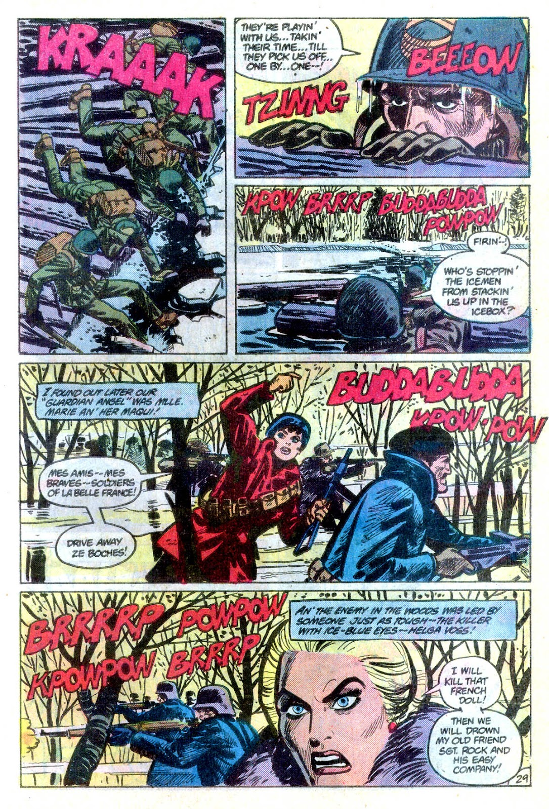 Sgt. Rock issue Annual 2 - Page 31