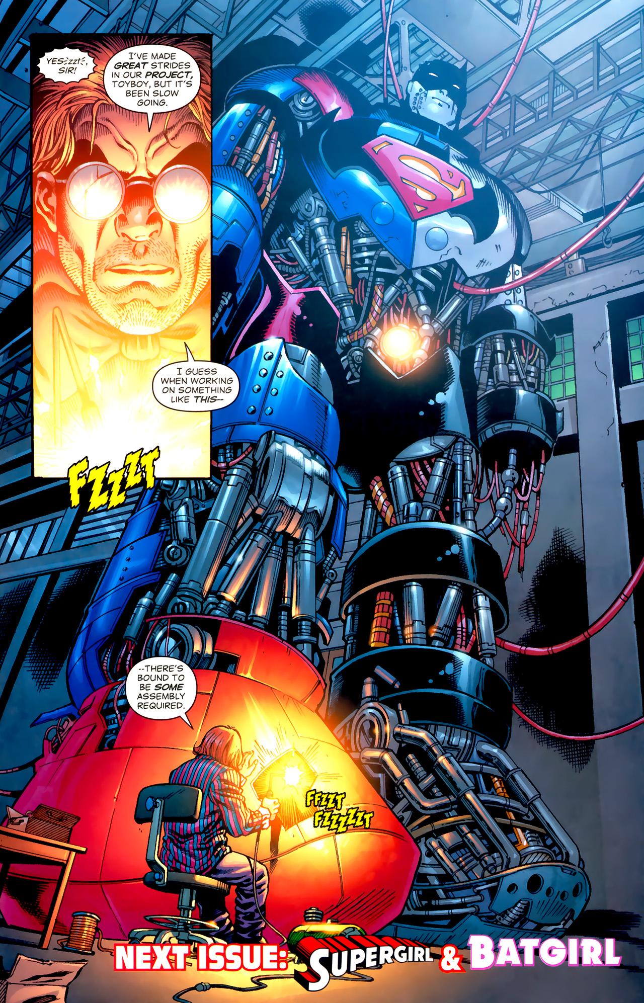 Read online World's Finest (2009) comic -  Issue #2 - 23