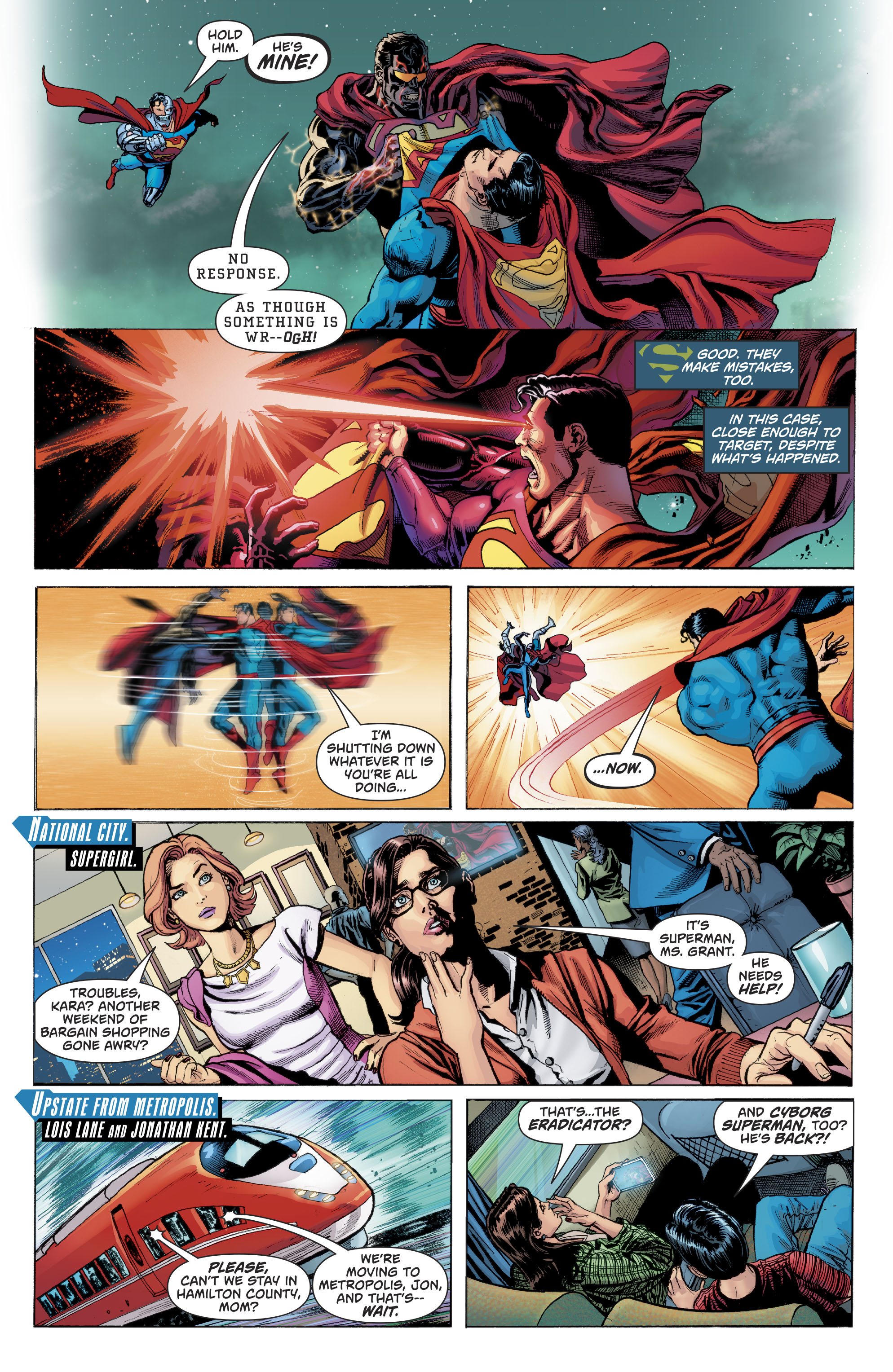 Read online Action Comics (2016) comic -  Issue #981 - 15