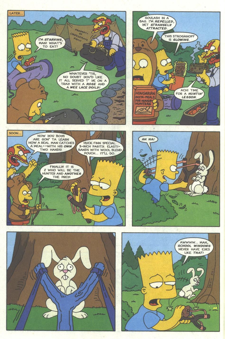 Read online Simpsons Comics comic -  Issue #21 - 11