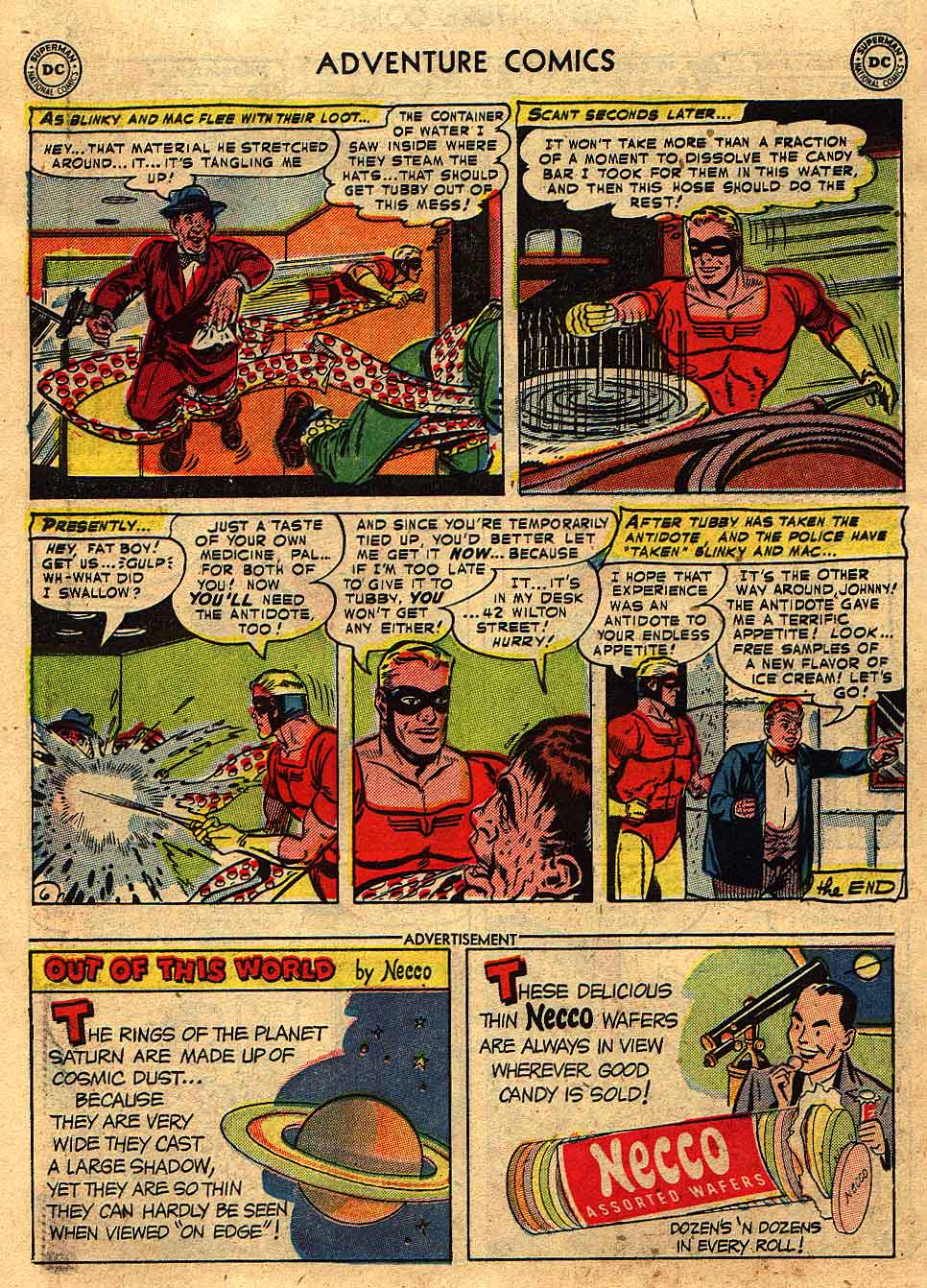 Read online Adventure Comics (1938) comic -  Issue #175 - 28