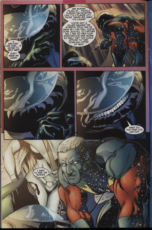Captain Marvel (1999) Issue #33 #34 - English 10