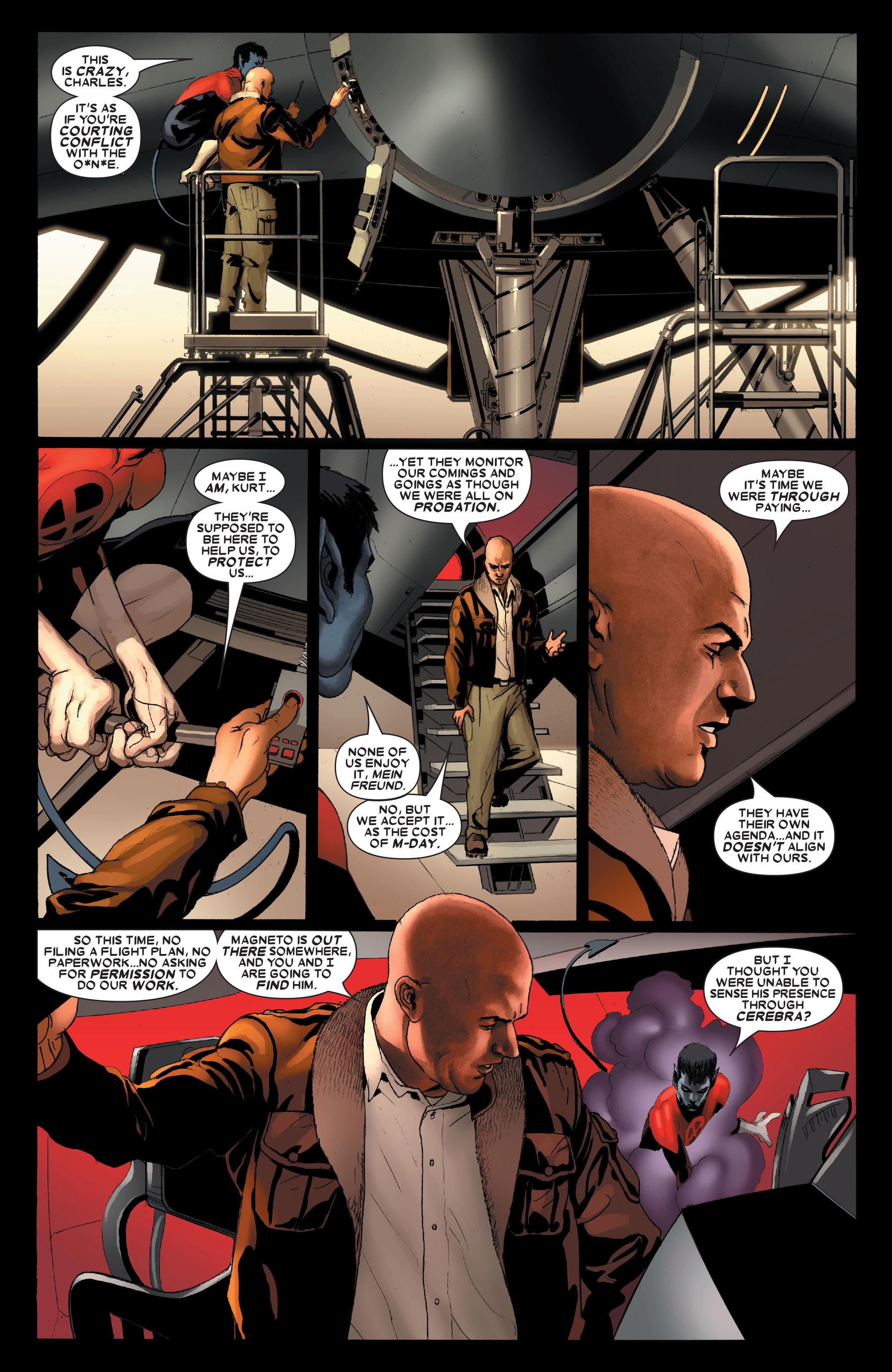 Read online Uncanny X-Men (1963) comic -  Issue #488 - 15